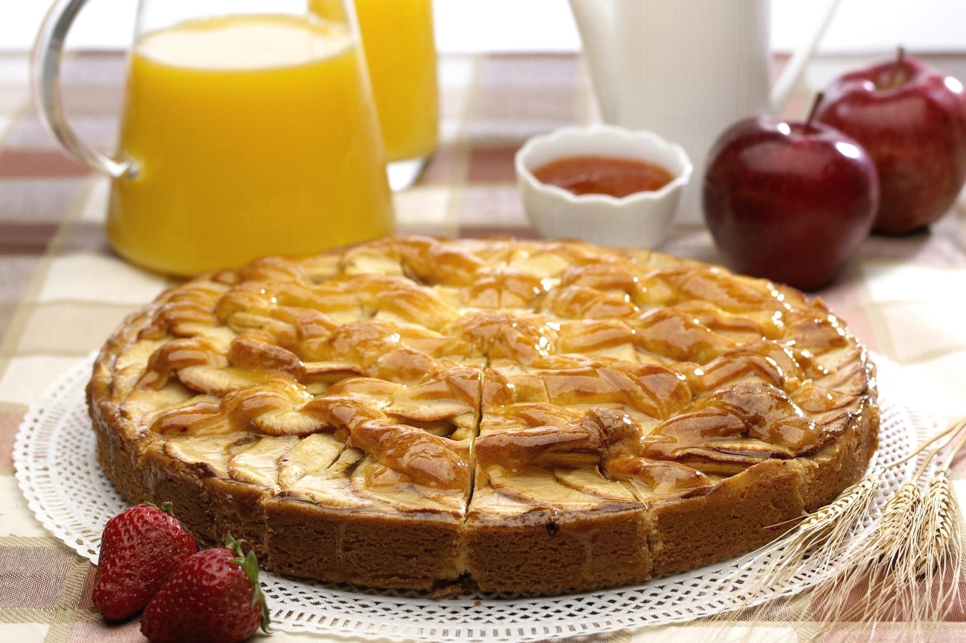 картинки яблочный пирог шарлотка гарантируем, что