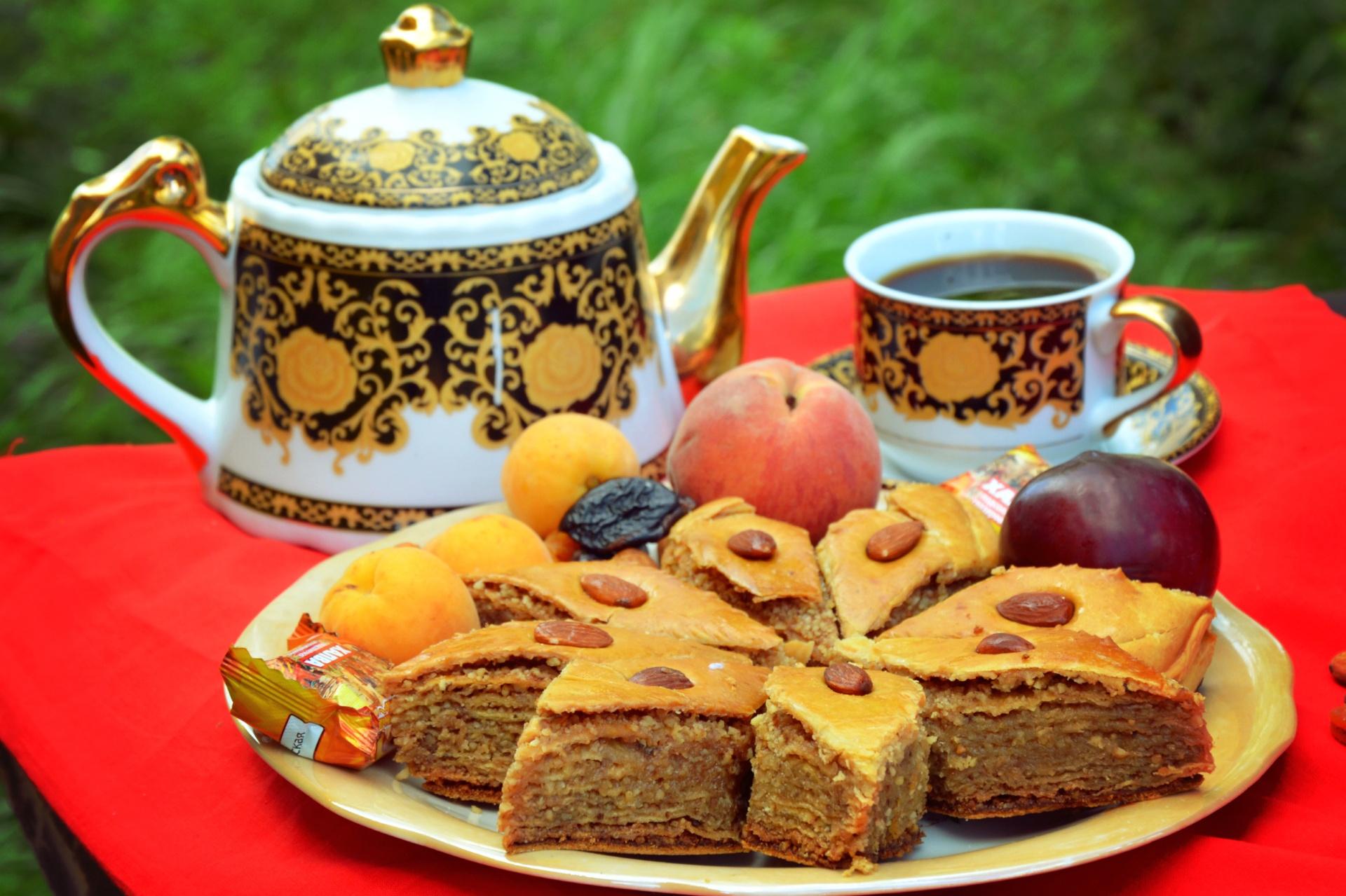 используется для открытки с чаем и сладостями сам под