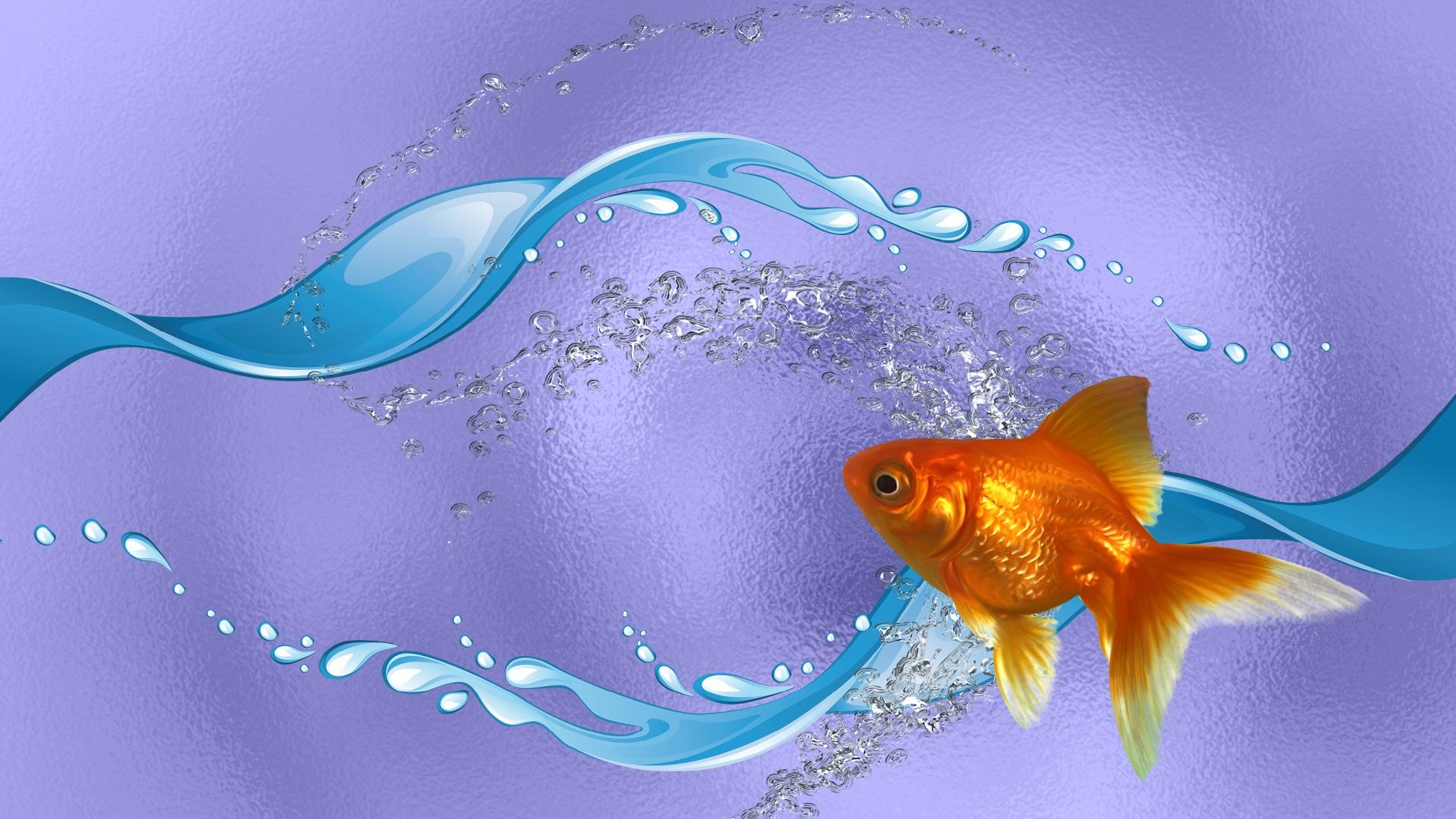 открытки с рыбами изделия славятся
