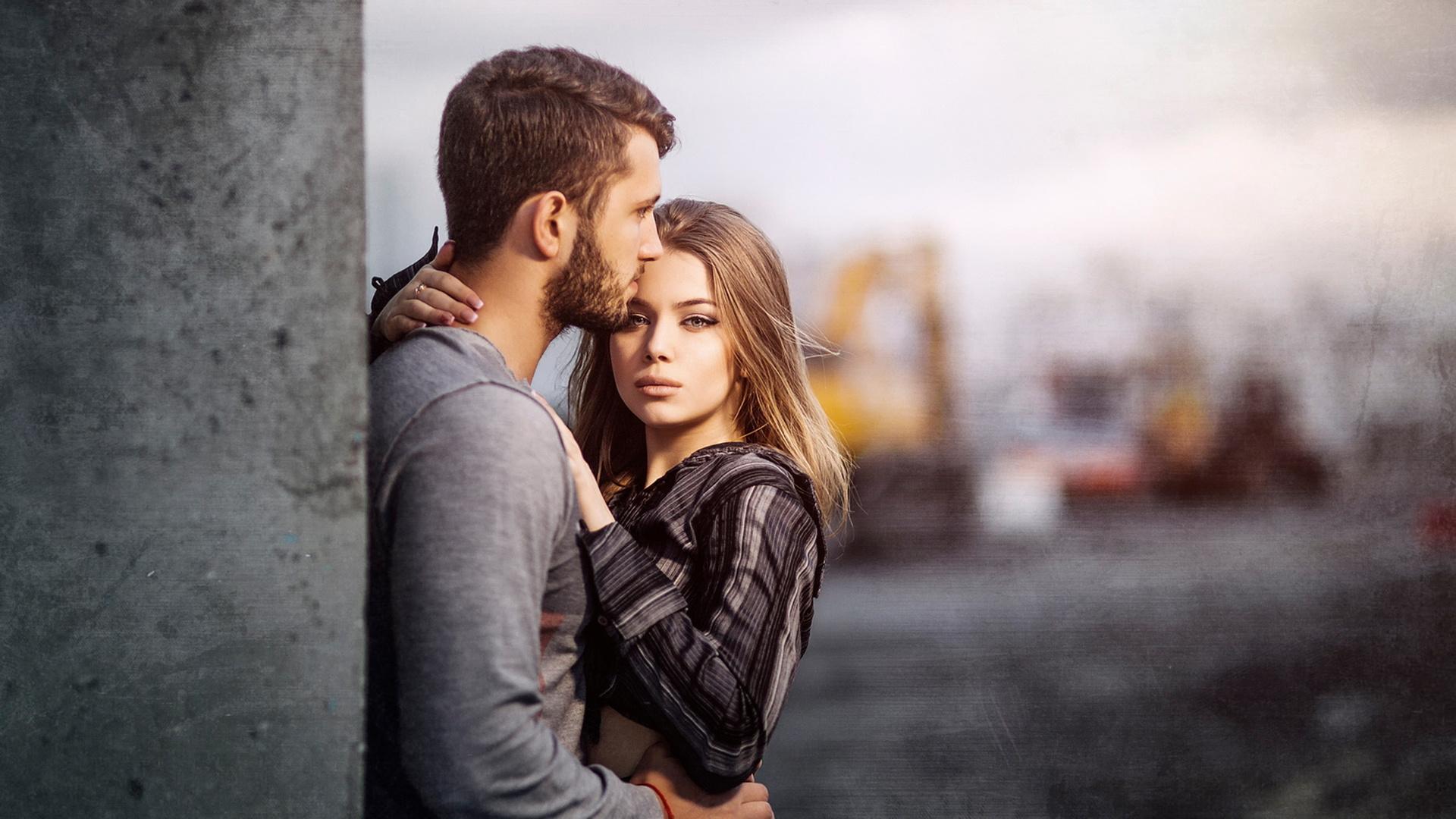 Красивая русская молодая пара — 12