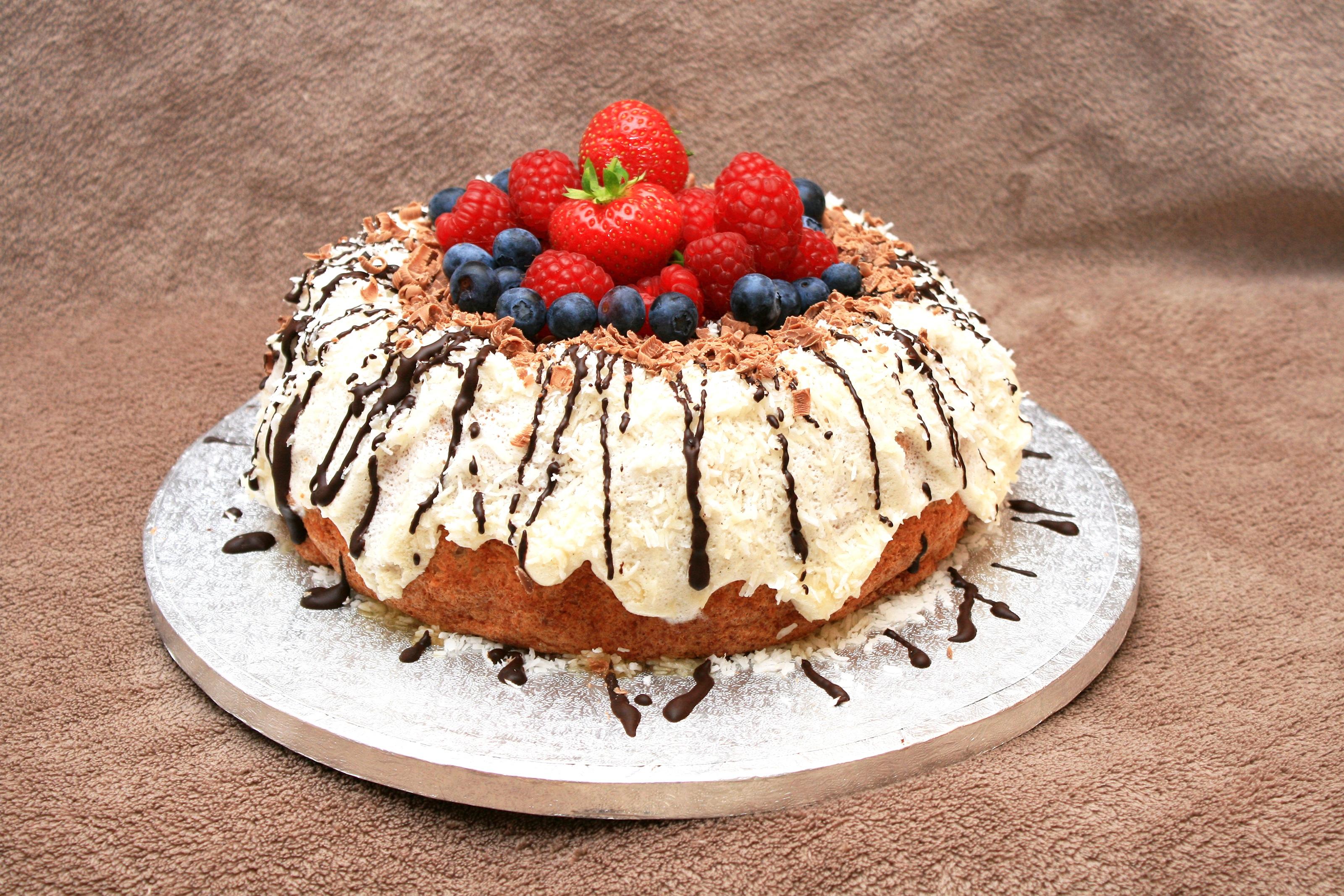 выпечка ягоды пирог cakes berries pie скачать