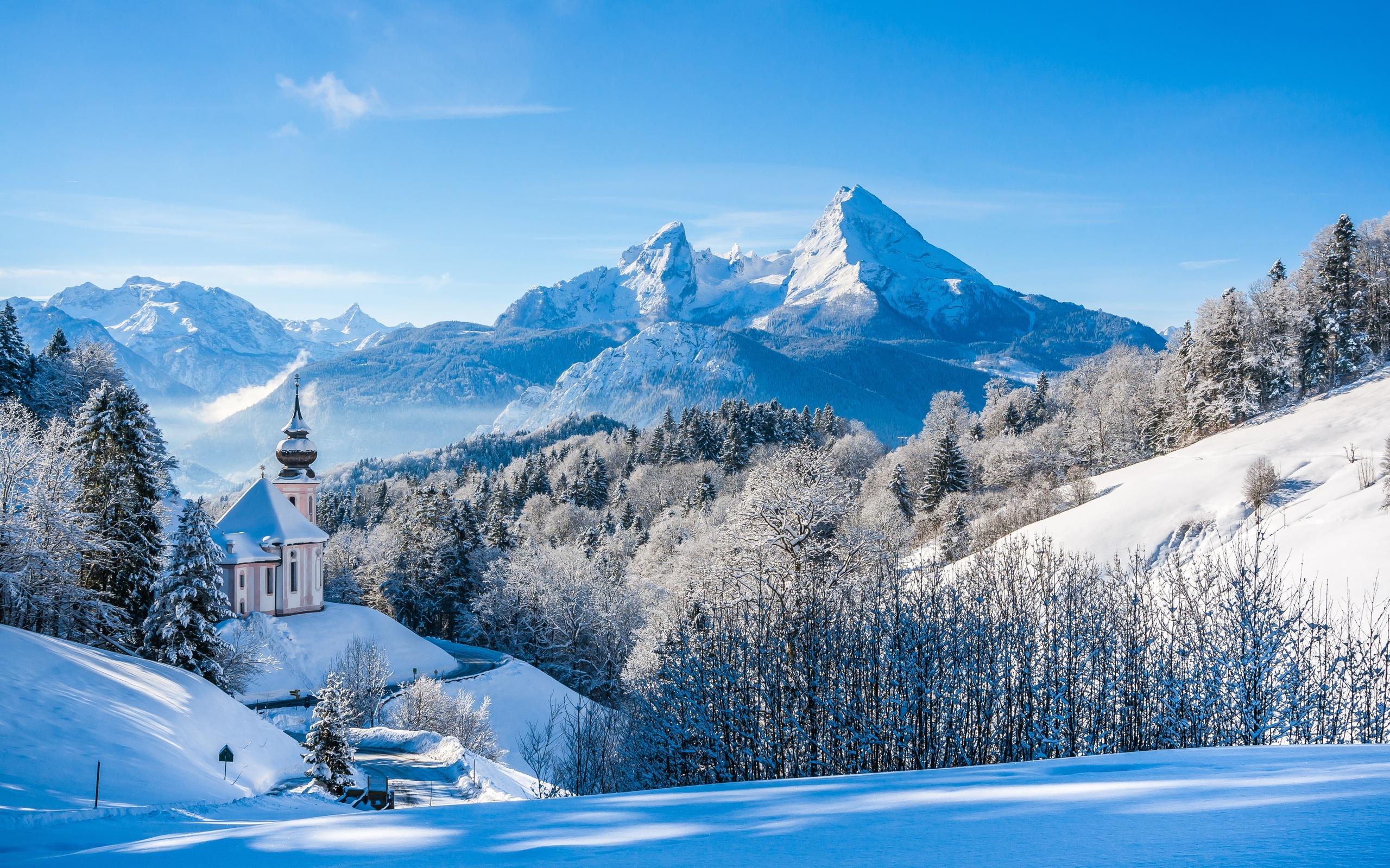 Конфетами картинки, альпы картинки зима