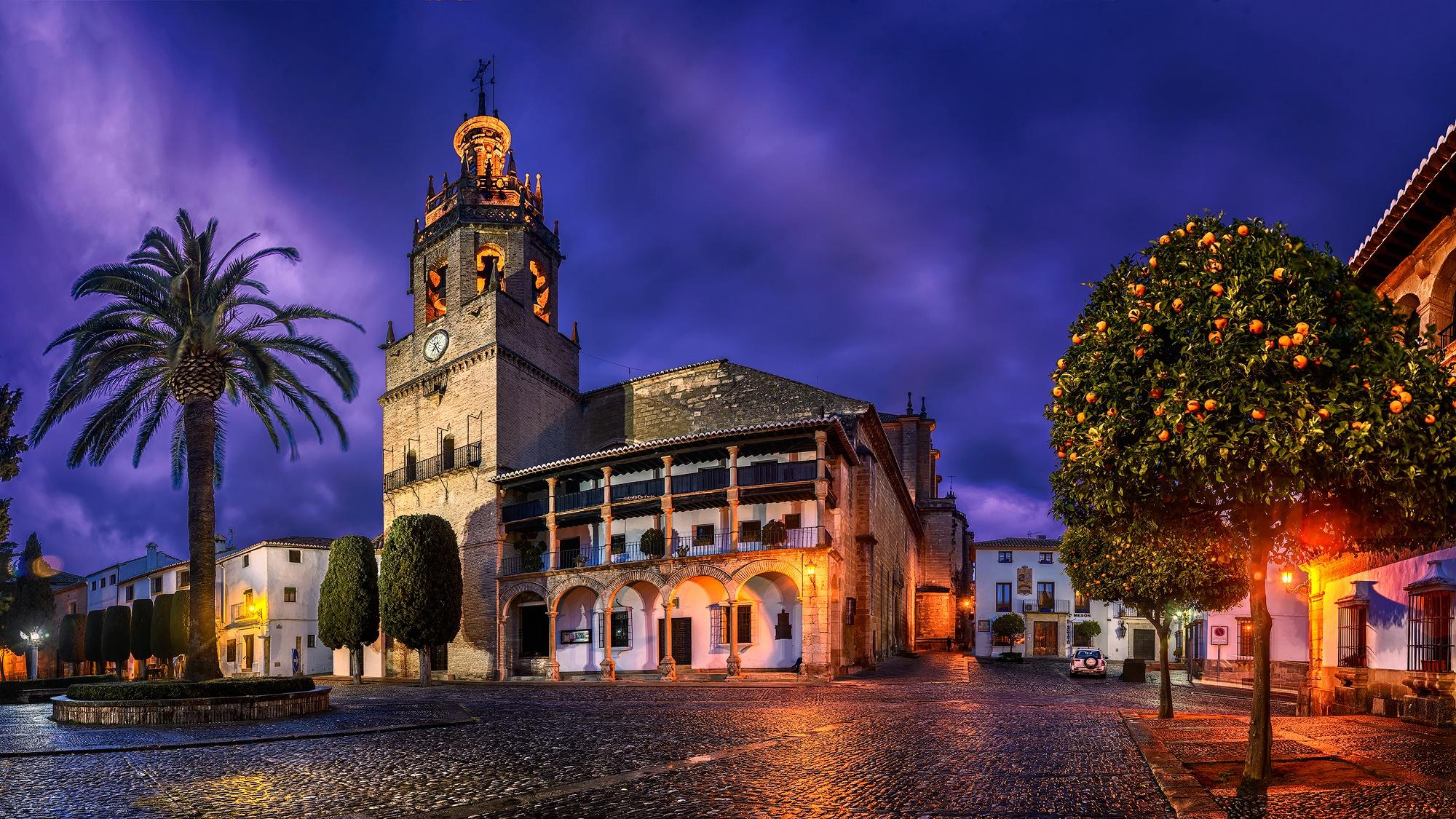 архитектура страны Испания бесплатно