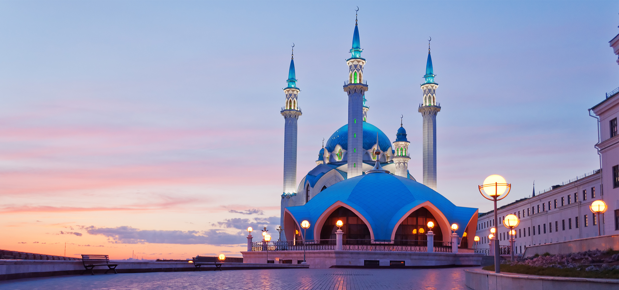 Мечеть в казани обои на рабочий стол