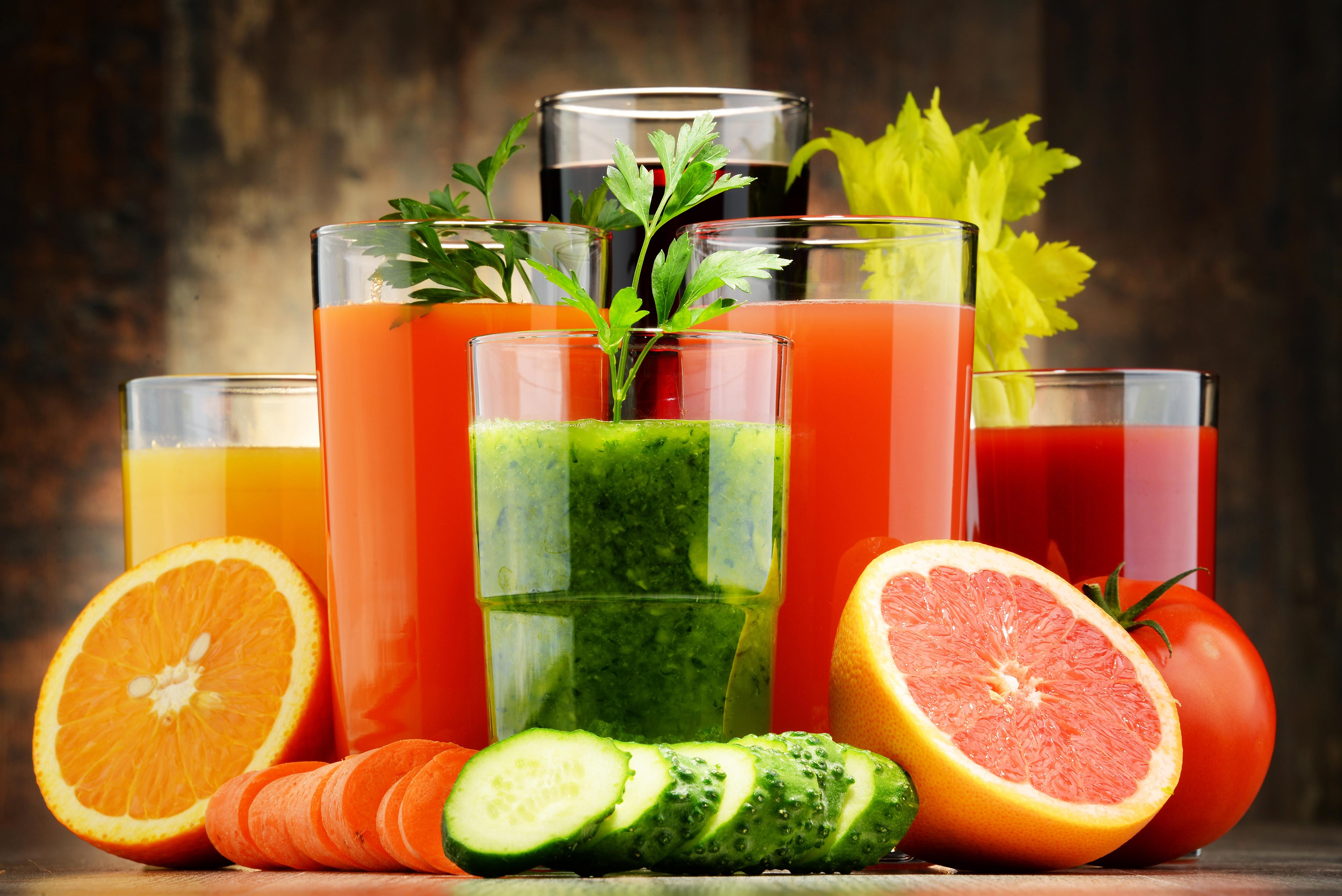 сок яблоки цитрусы помидоры  № 2265342 бесплатно