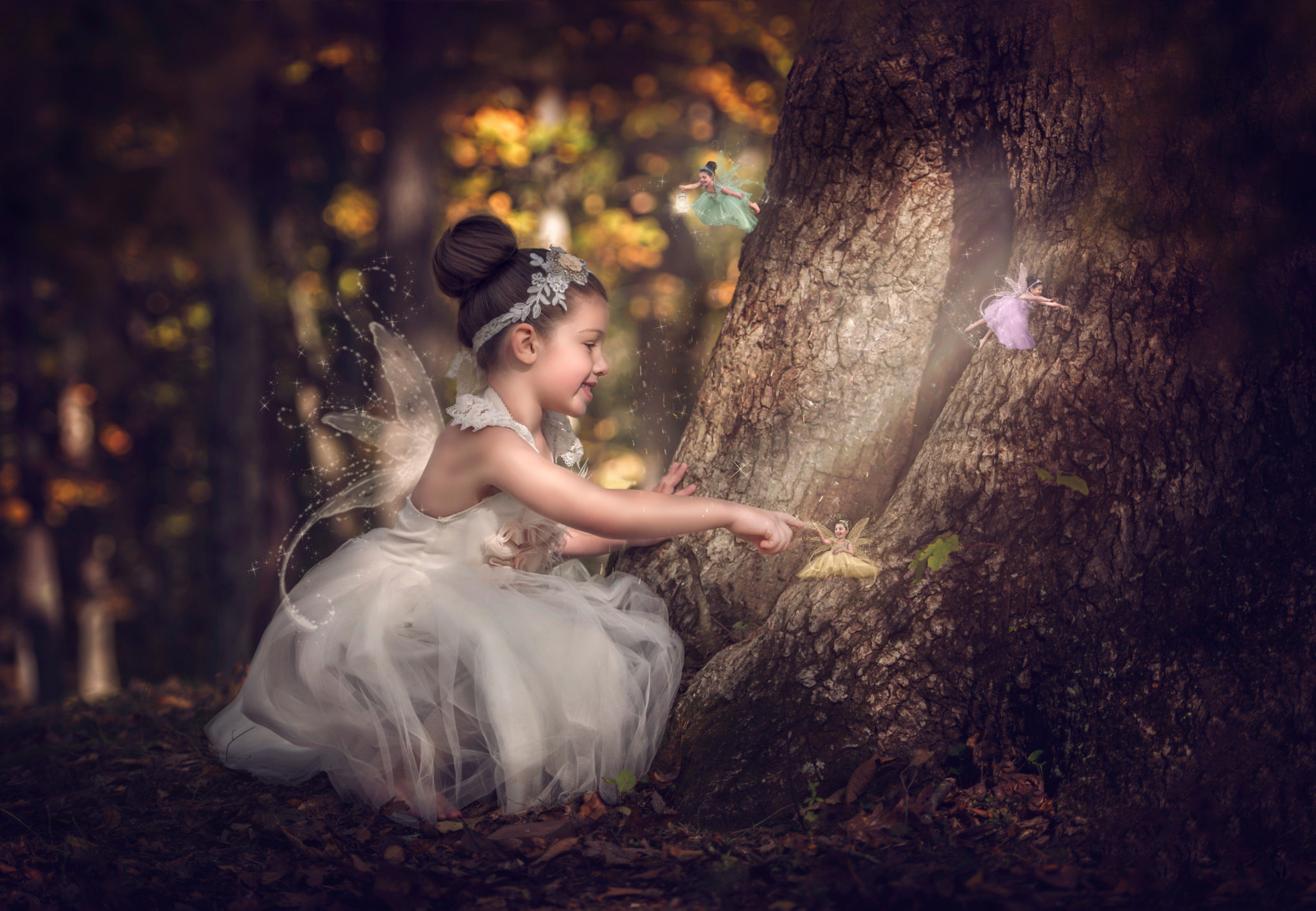 красивые сказочные фотографии шепелев