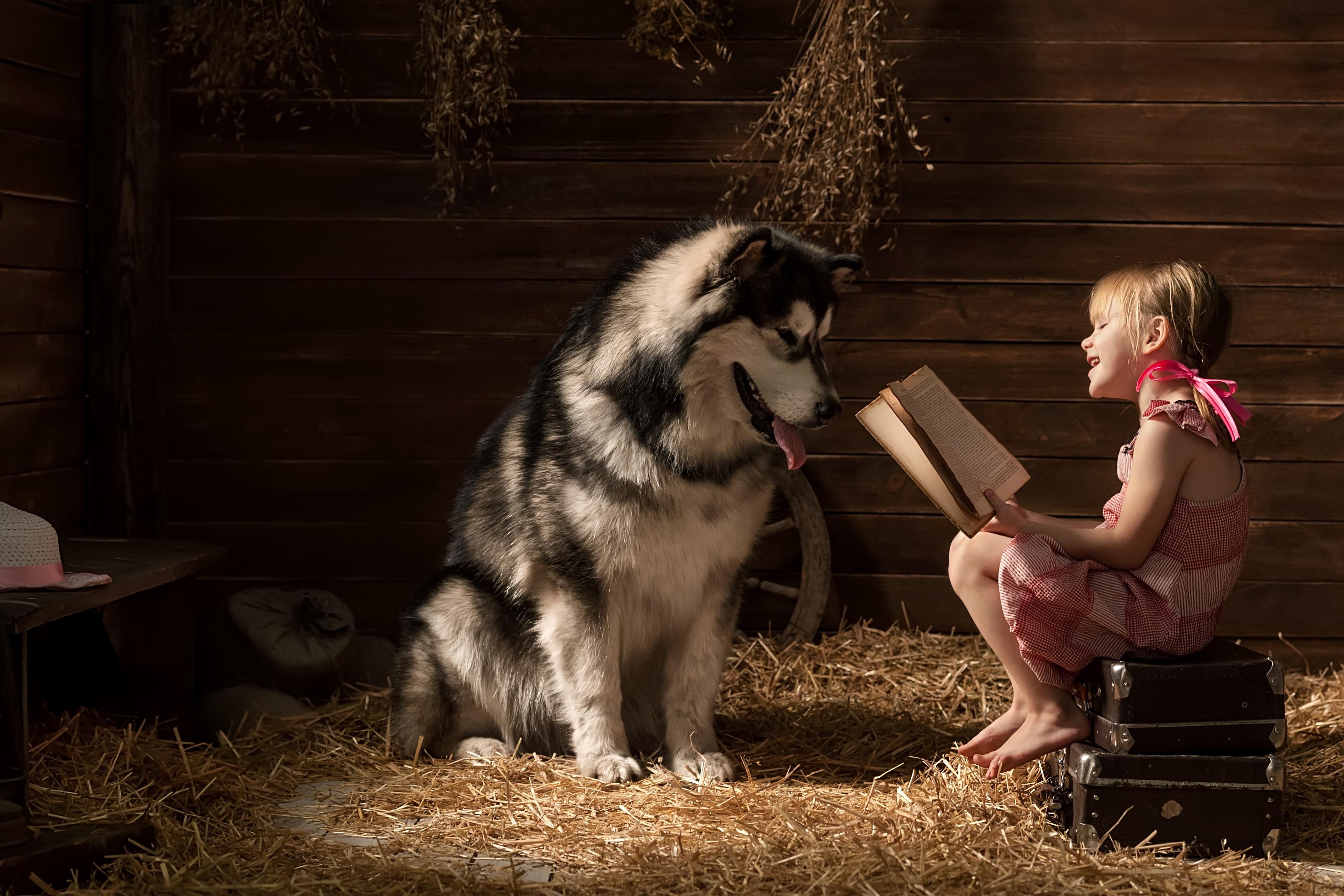 Девочка пёс собака без смс