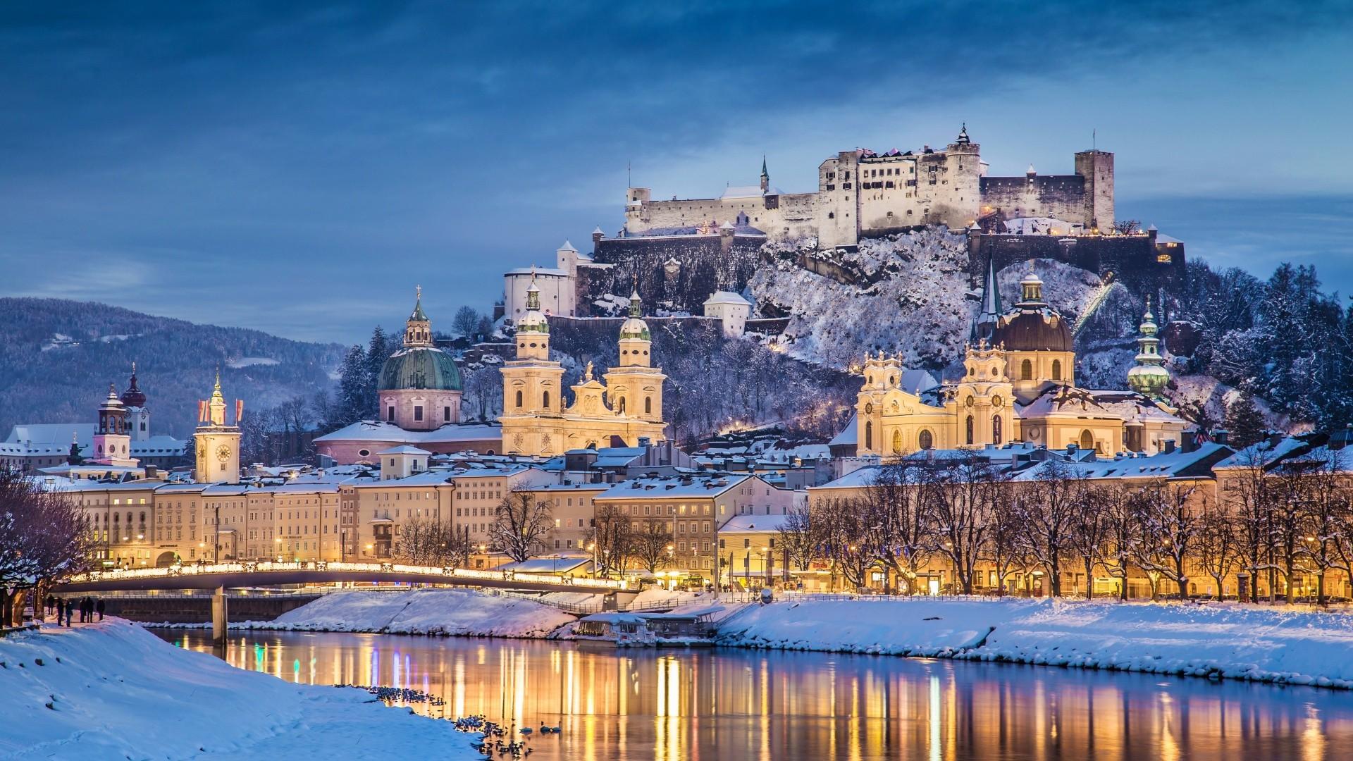 зимний вечер в польше картинка говорю про потрясающе