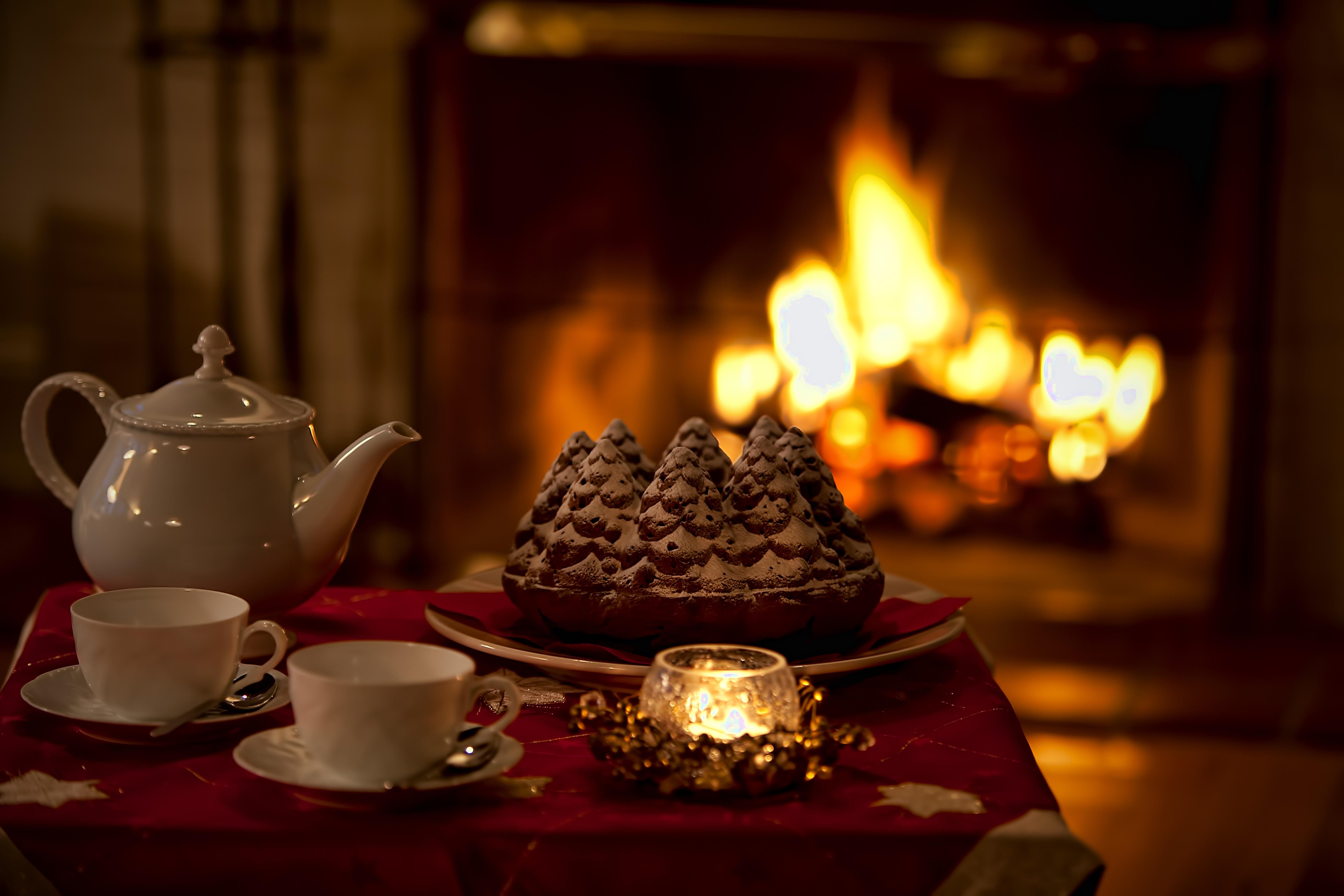 обои на рабочий стол тепло уют горячий чай № 246978 загрузить