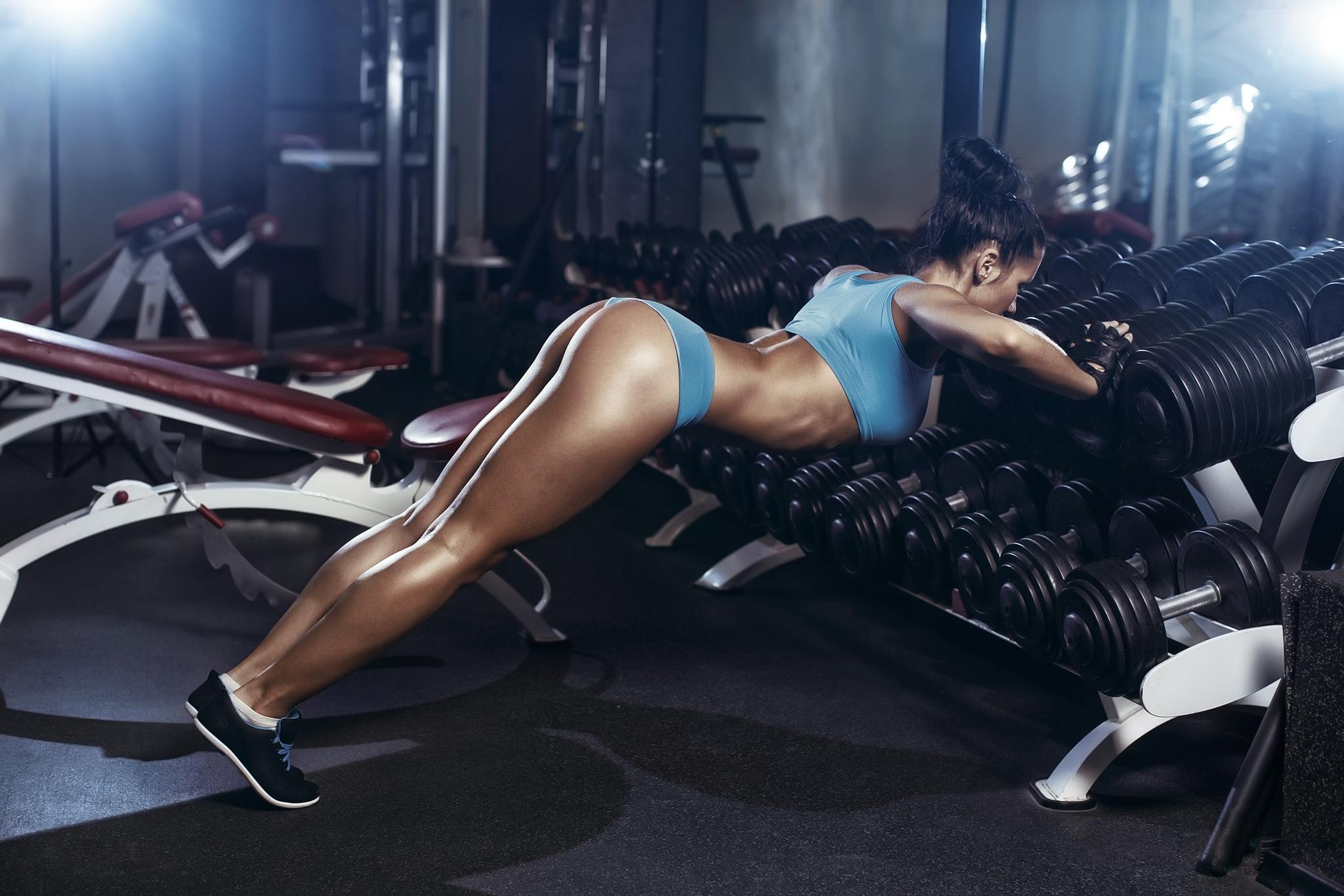 Hot girls gym — img 10