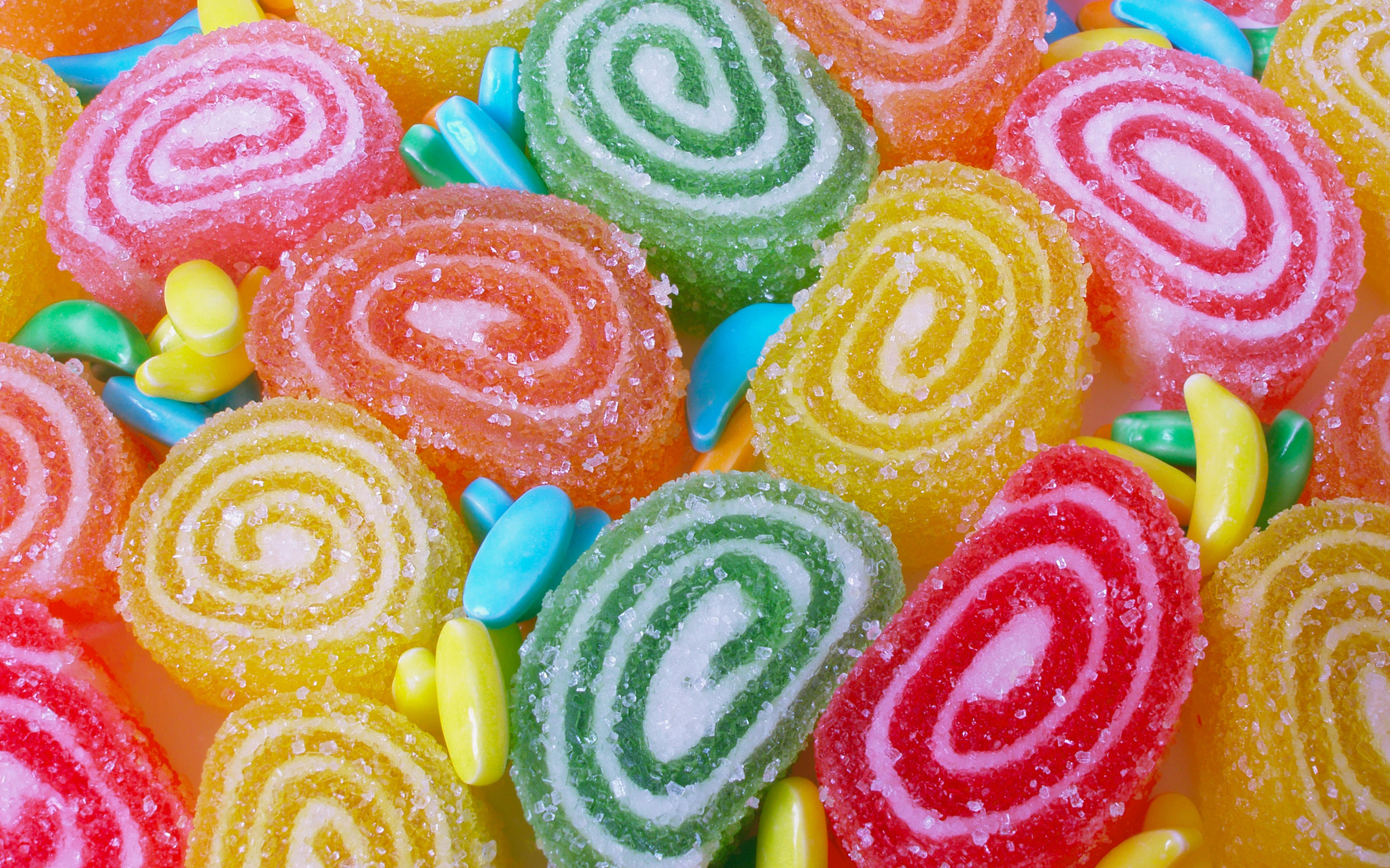 Разноцветный мармелад фото