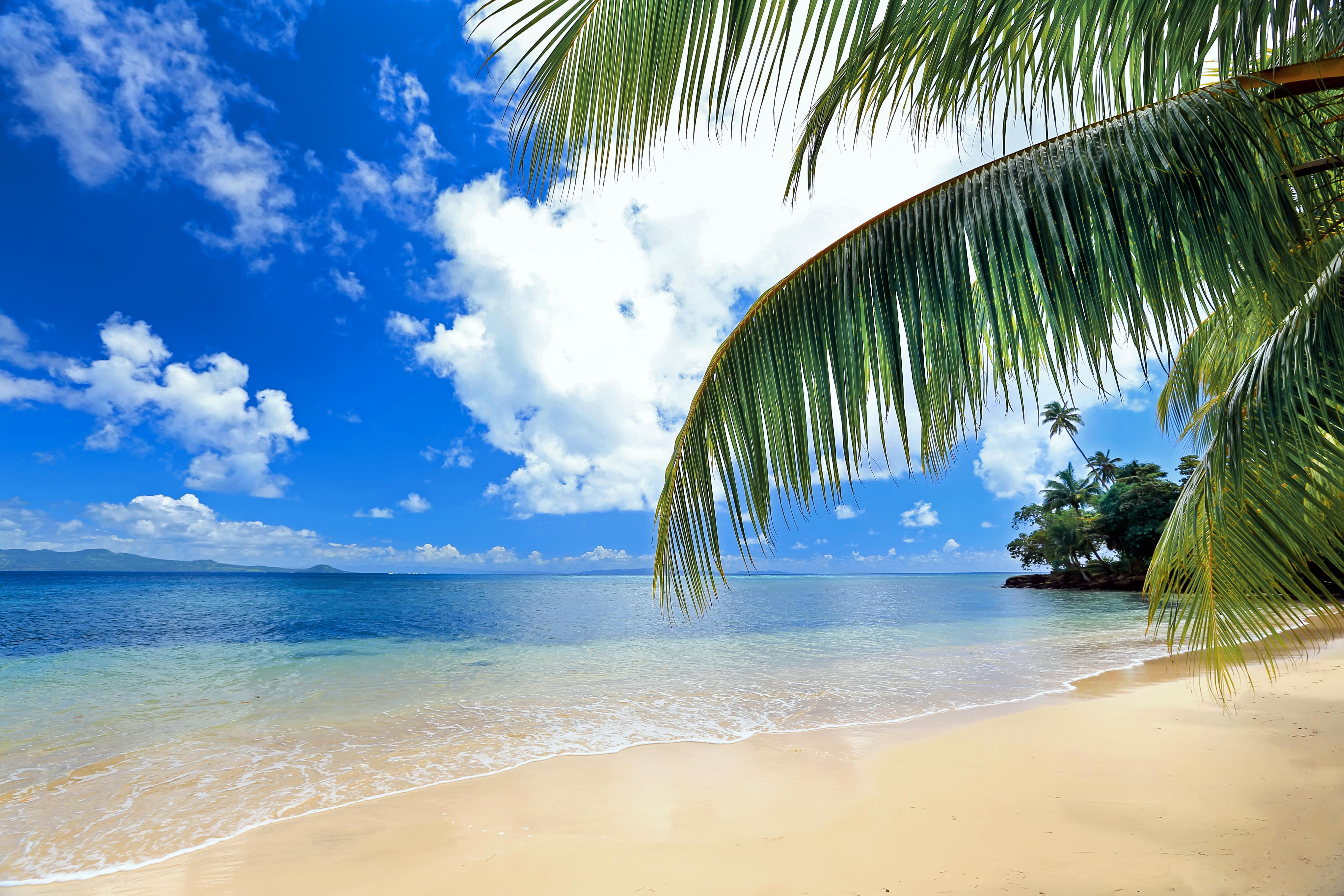 Острова пляжи море картинки