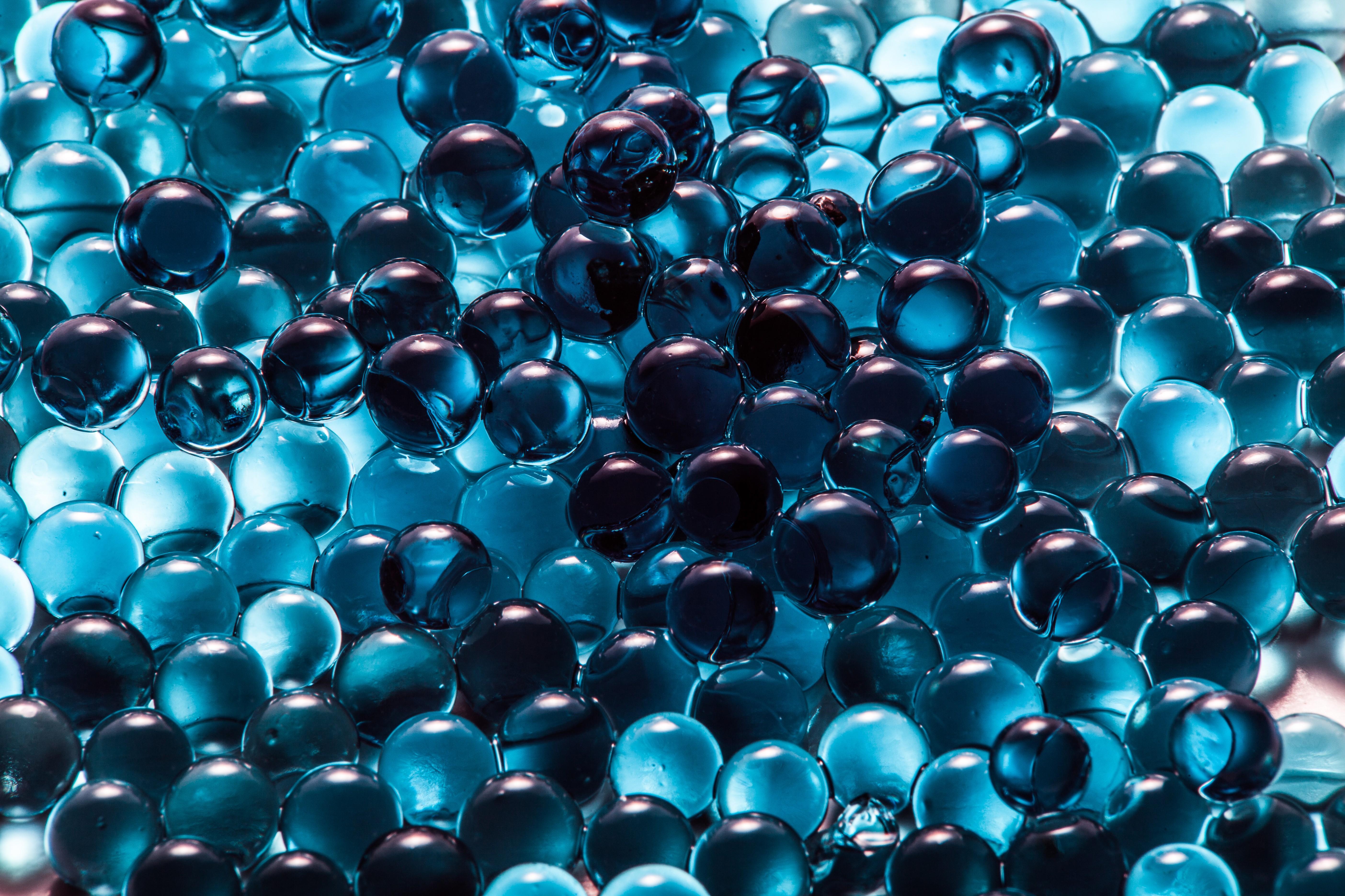 Голубые шары бесплатно