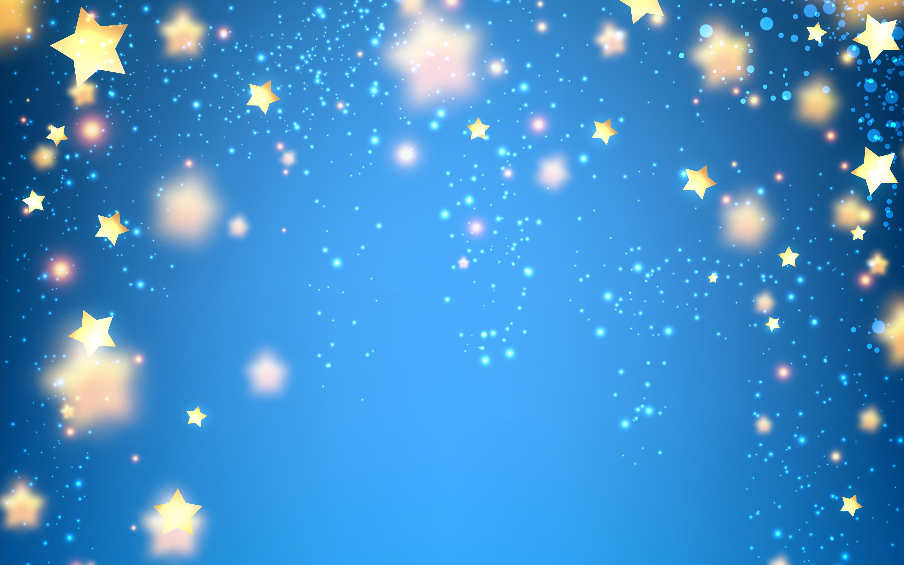 Картинка звездного неба для детей, картинка