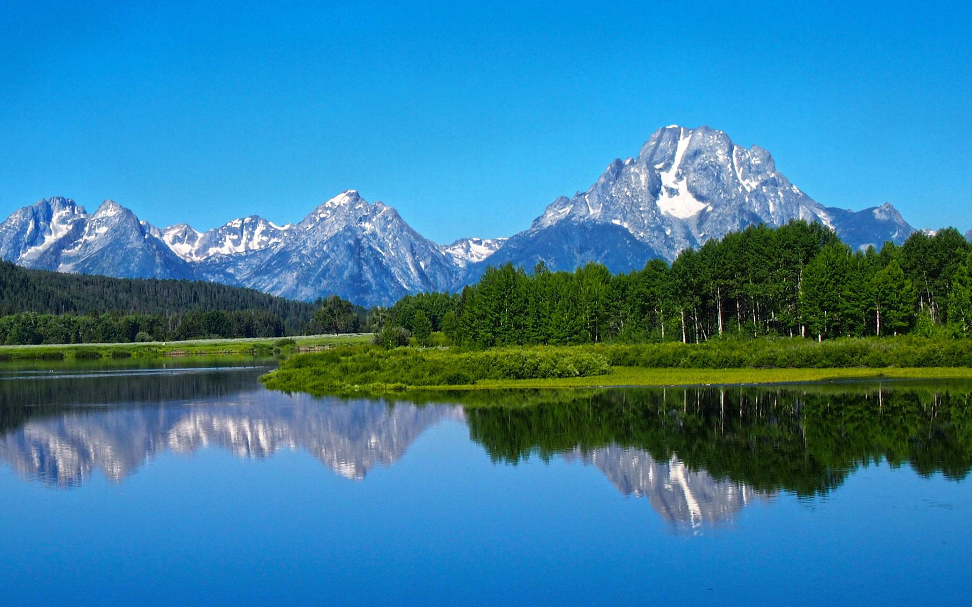 Озеро на горе  № 2948702  скачать