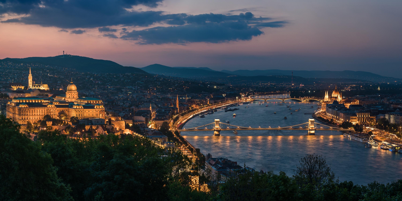 Днем рождения, картинки венгрии городов