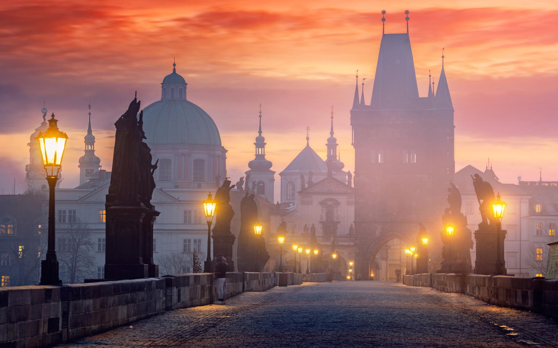 Ночная Прага скачать