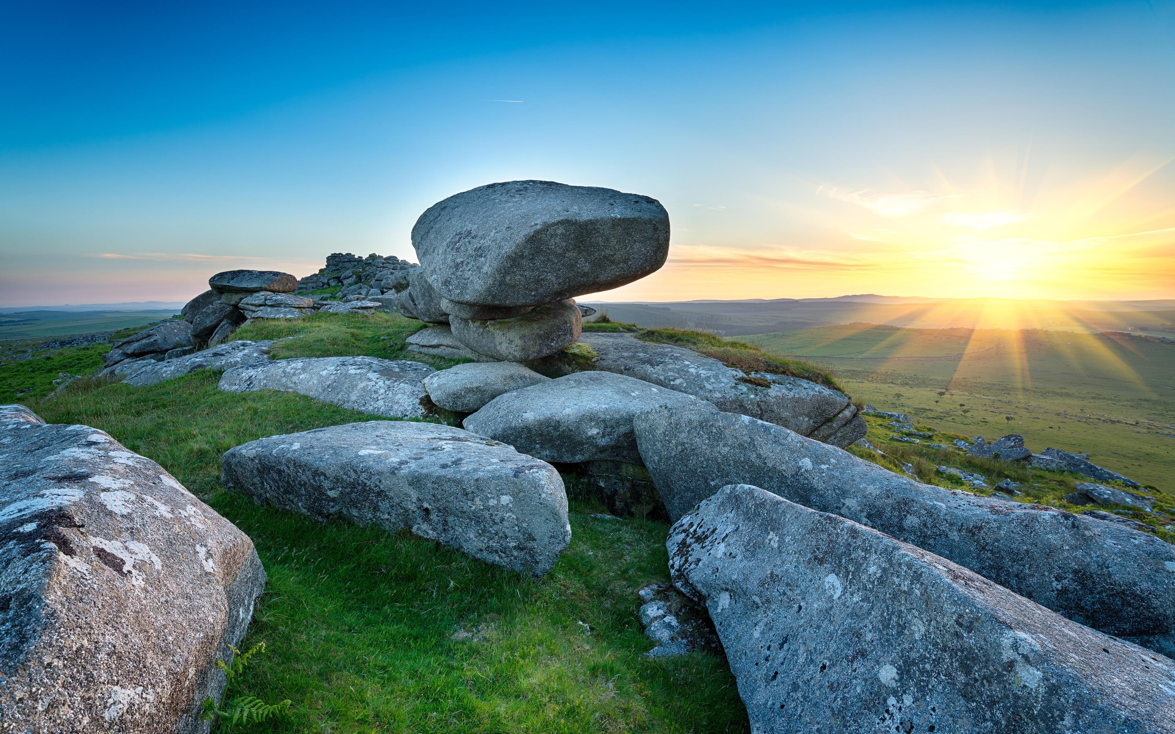 пейзажи на камнях фото наводит светлые