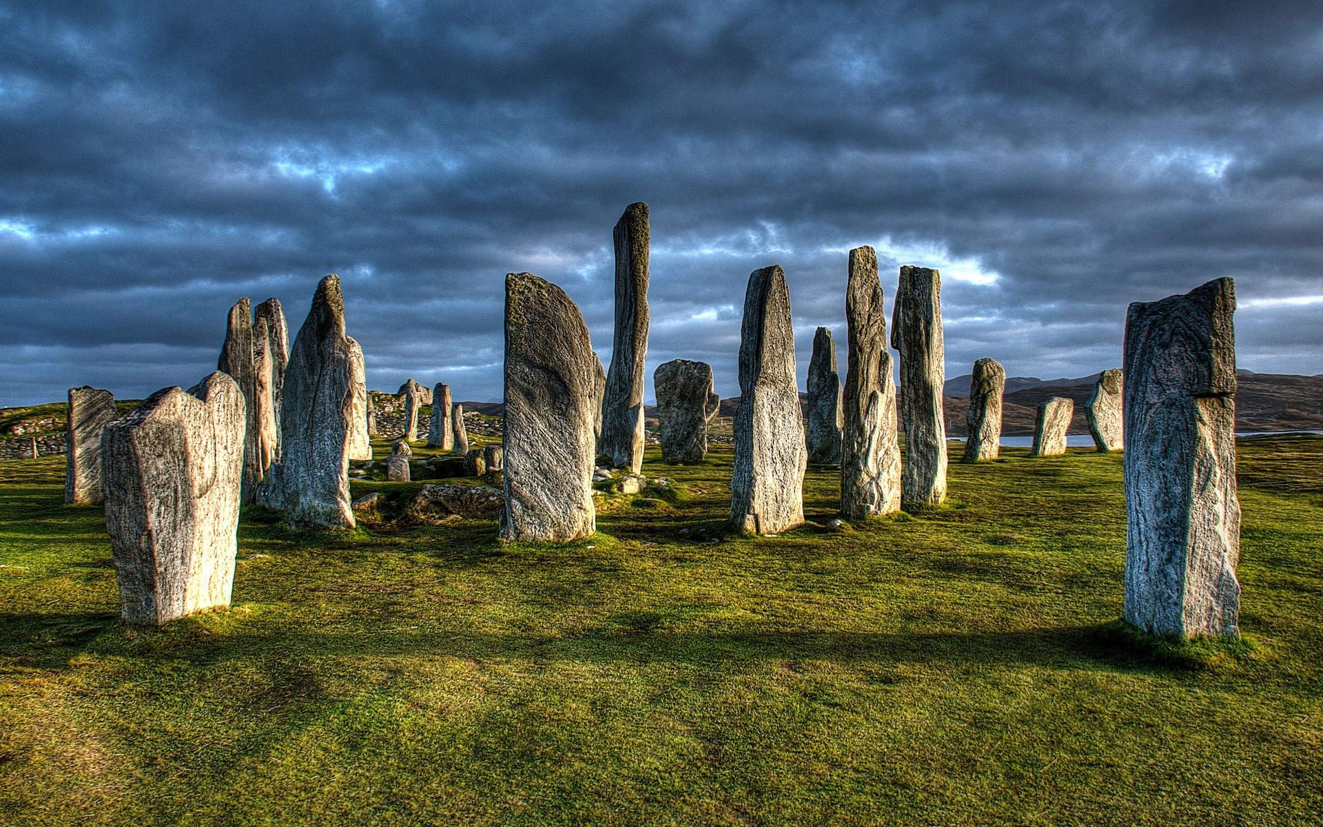 Шотландский каменный забор  № 2453362 загрузить