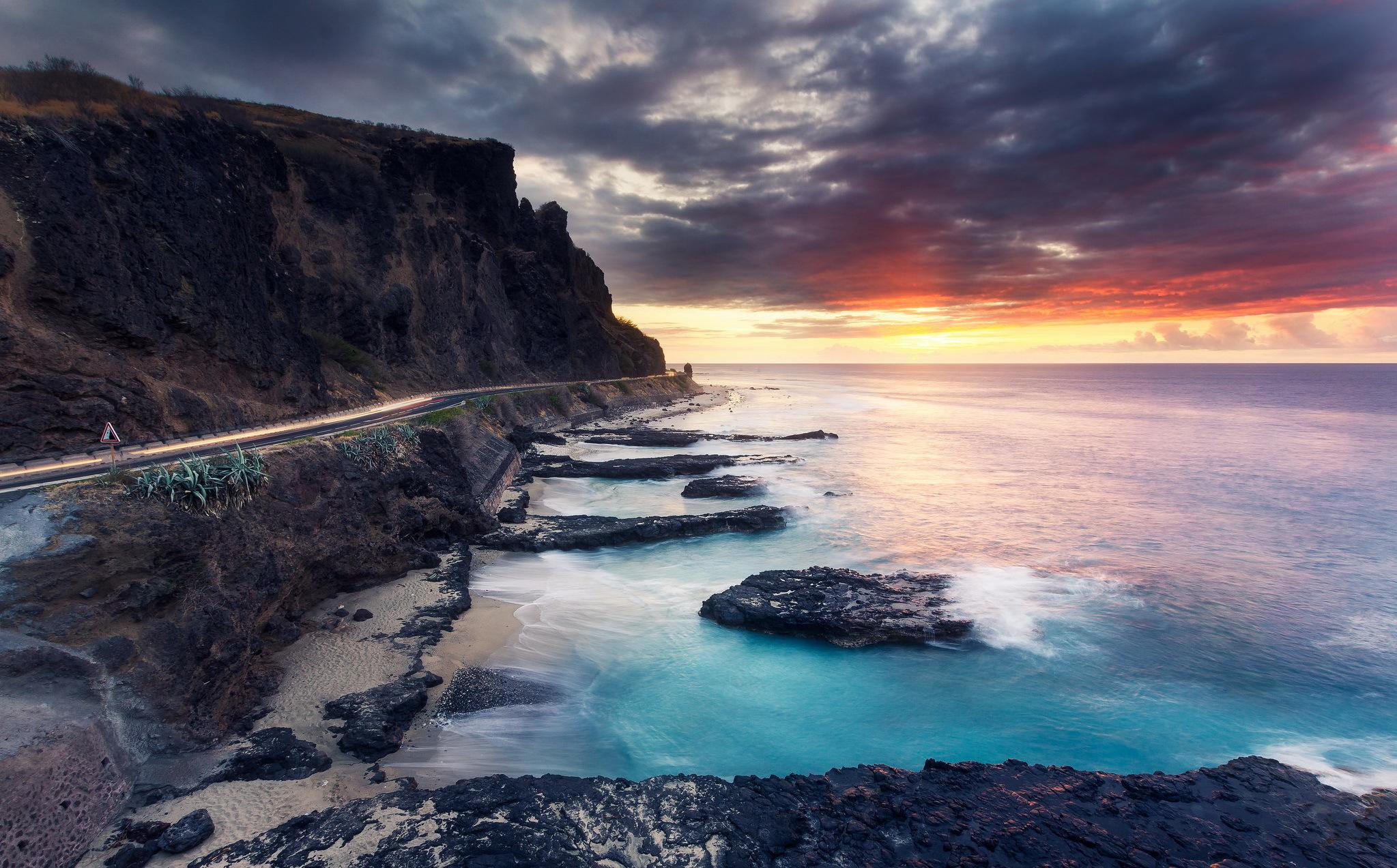 обои море берег скалы фотографе ольга болотникова