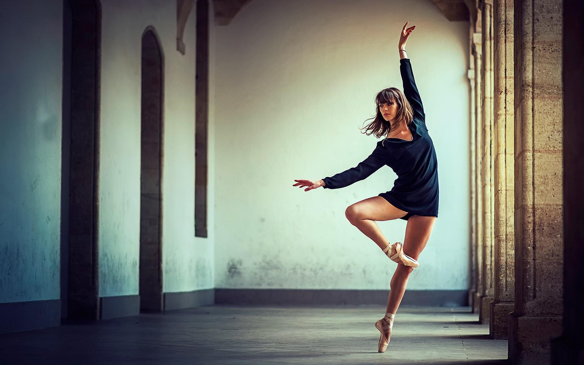 Как фотографировать танцы на сцене имели