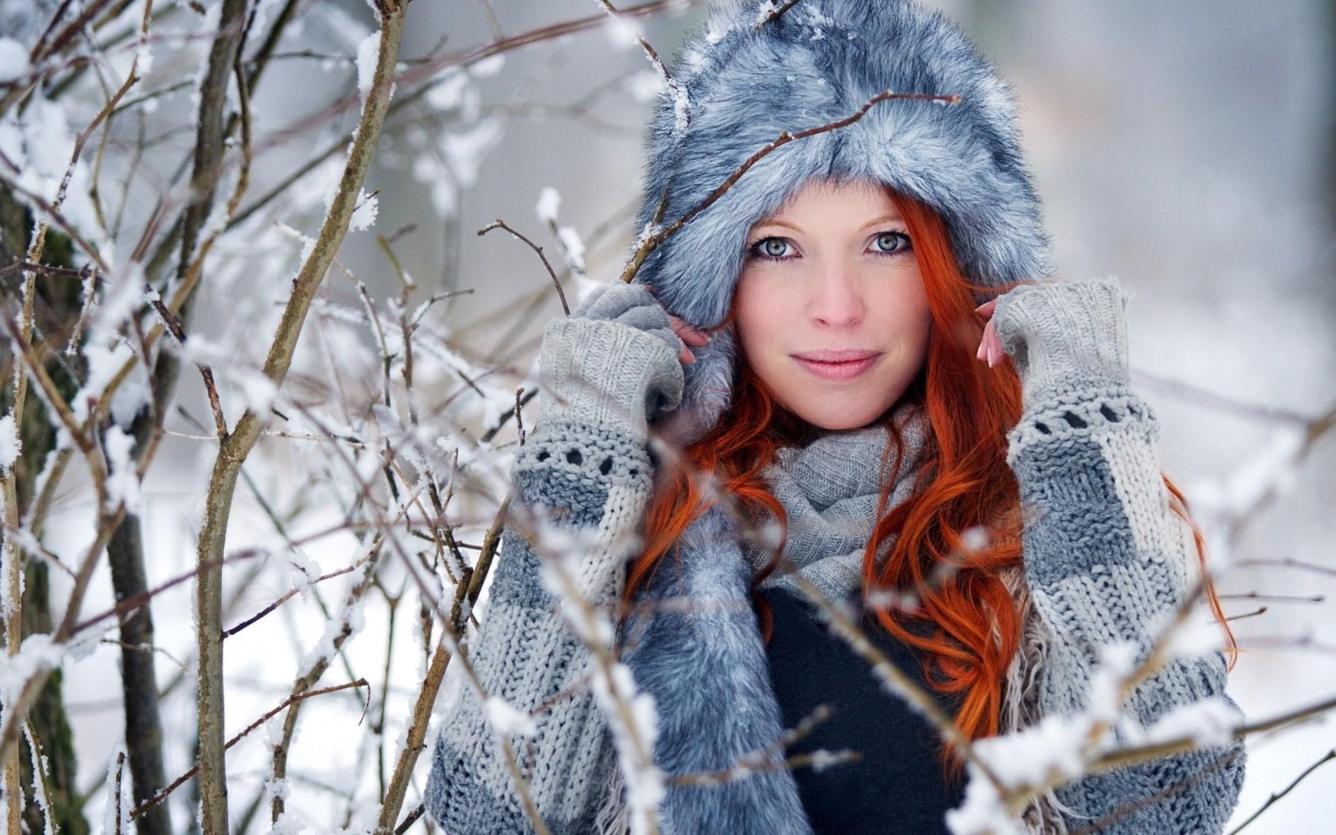 Картинки женщины зимой, дети смешные