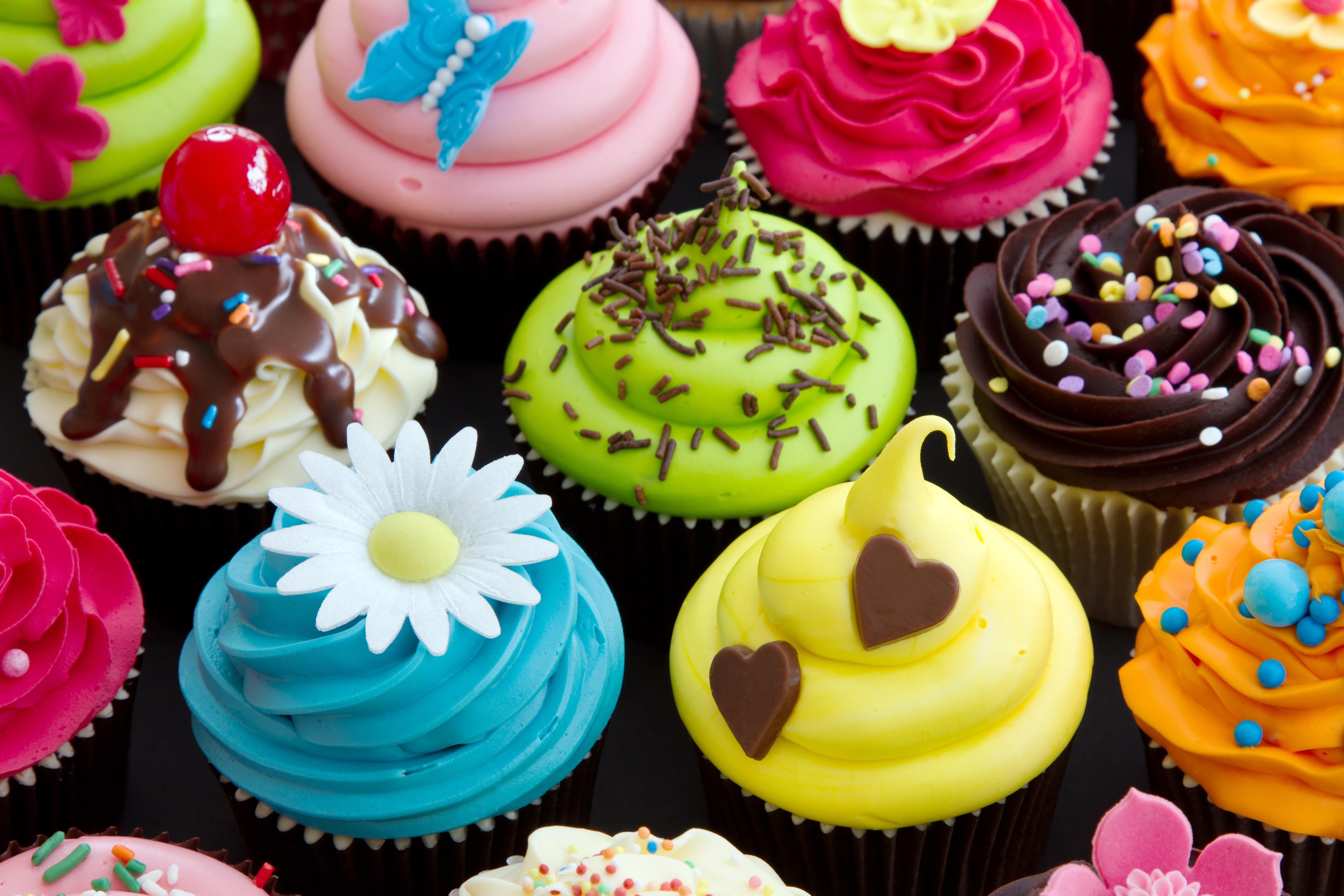 Картинки сладости кексики