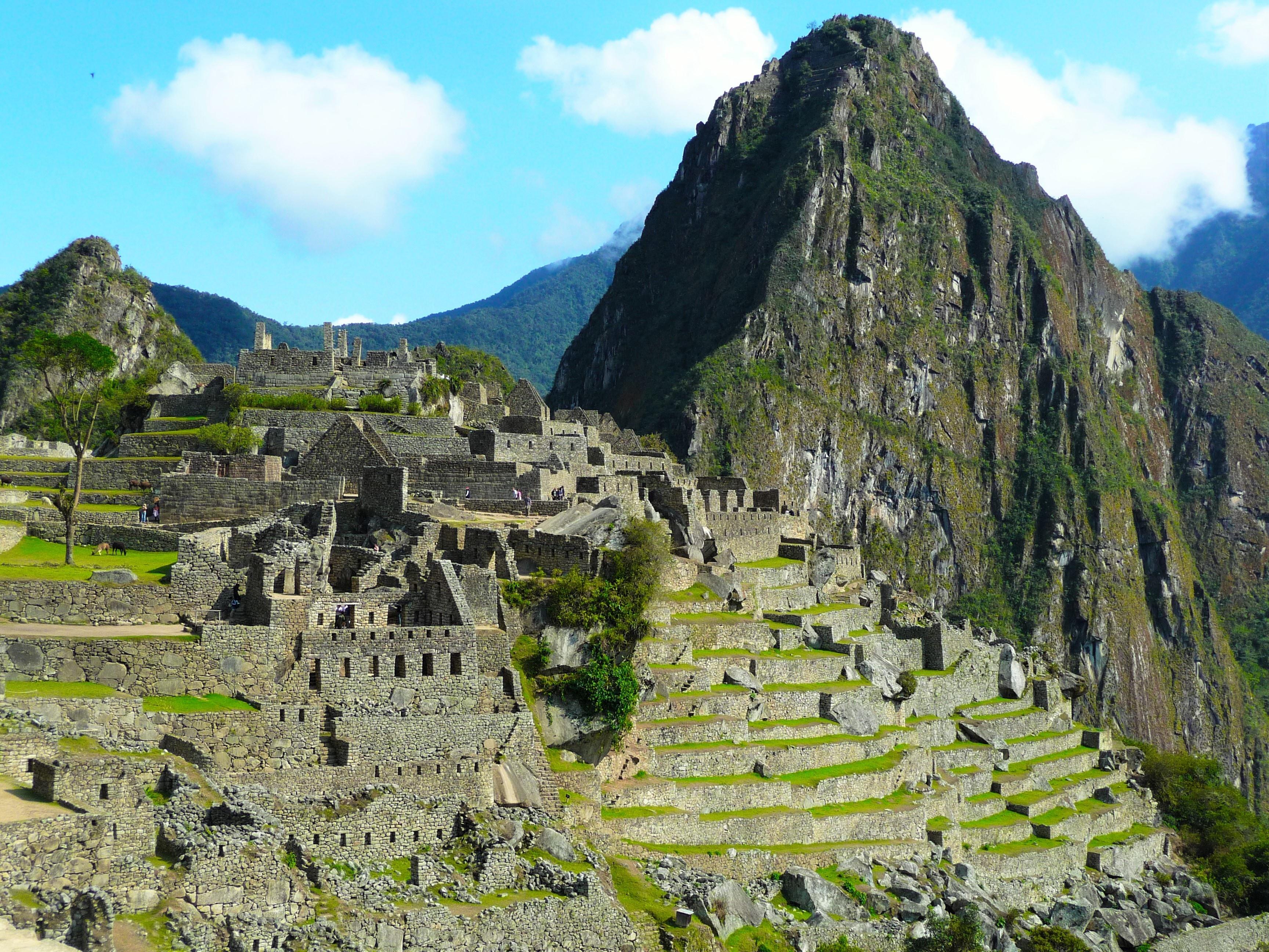 peruvian city inca empire - HD3456×2592