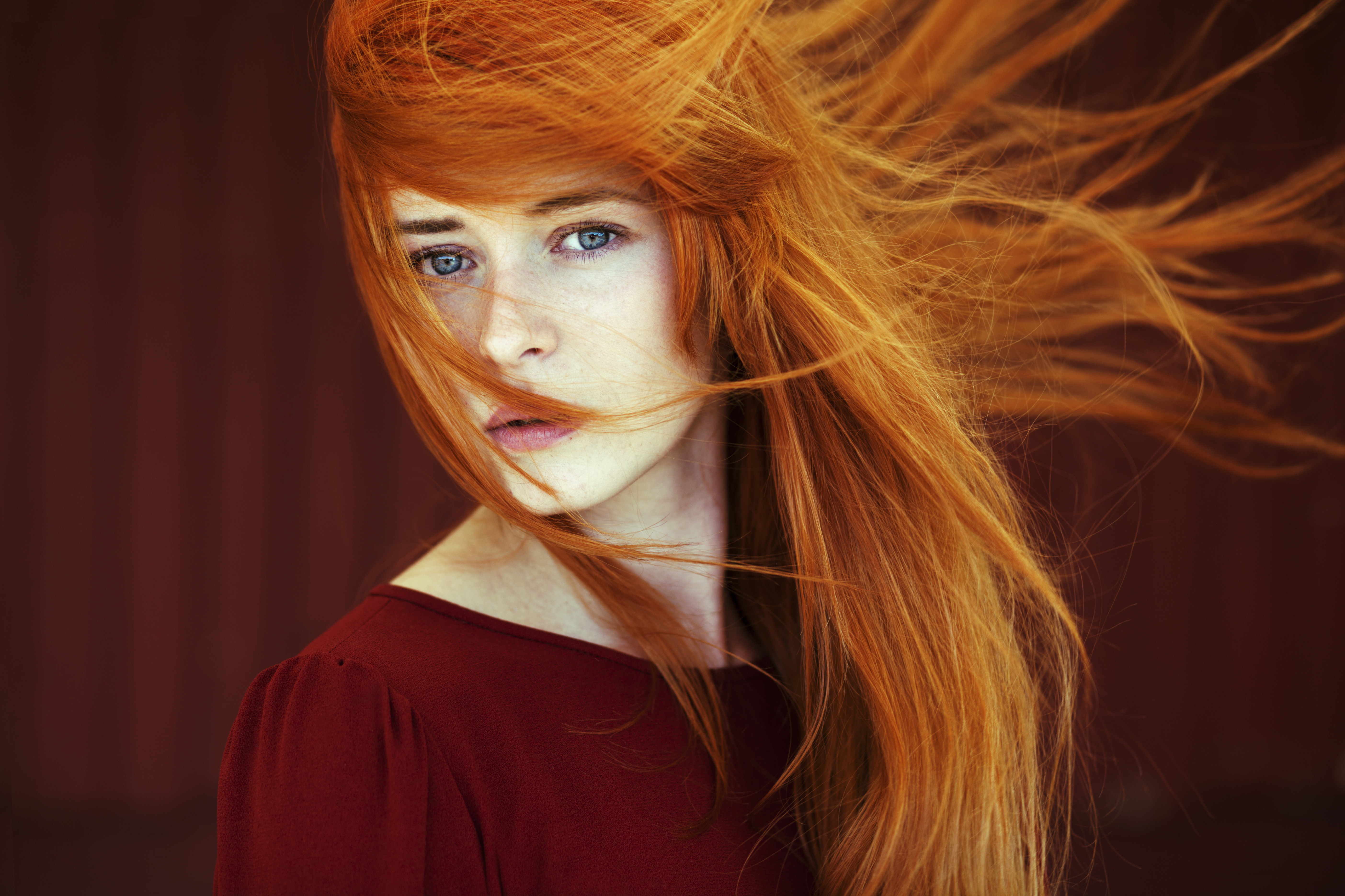 Москвы подмосковья самая красивая девушка рыжеволосая женщины большой