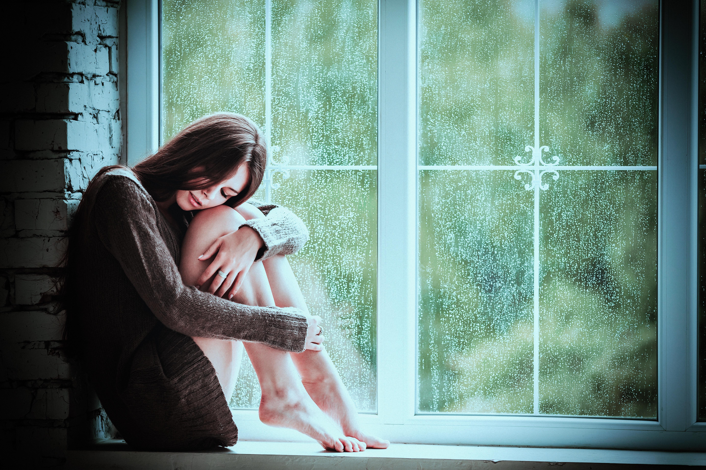 Обои настроение, Девочка, окно. Разное foto 13