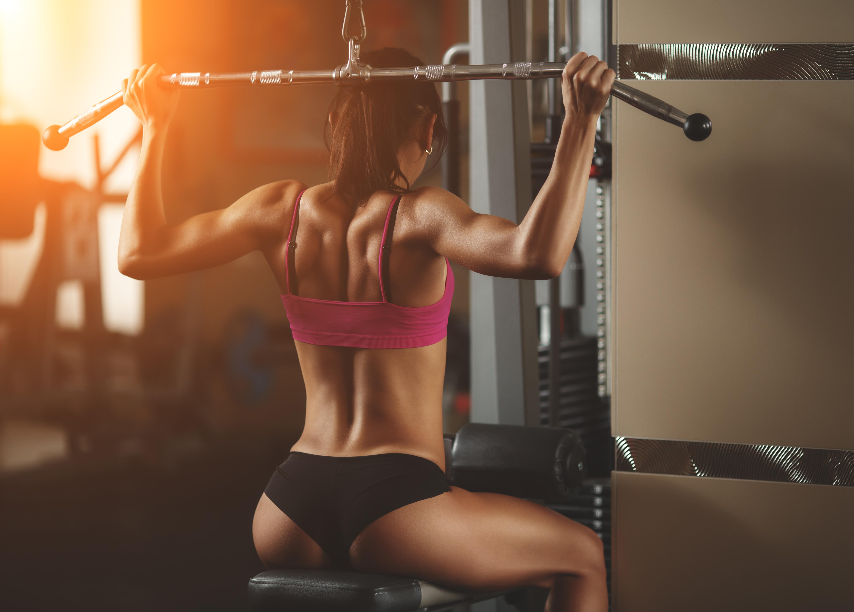 роста фото женской спортивной спины успеем сделать