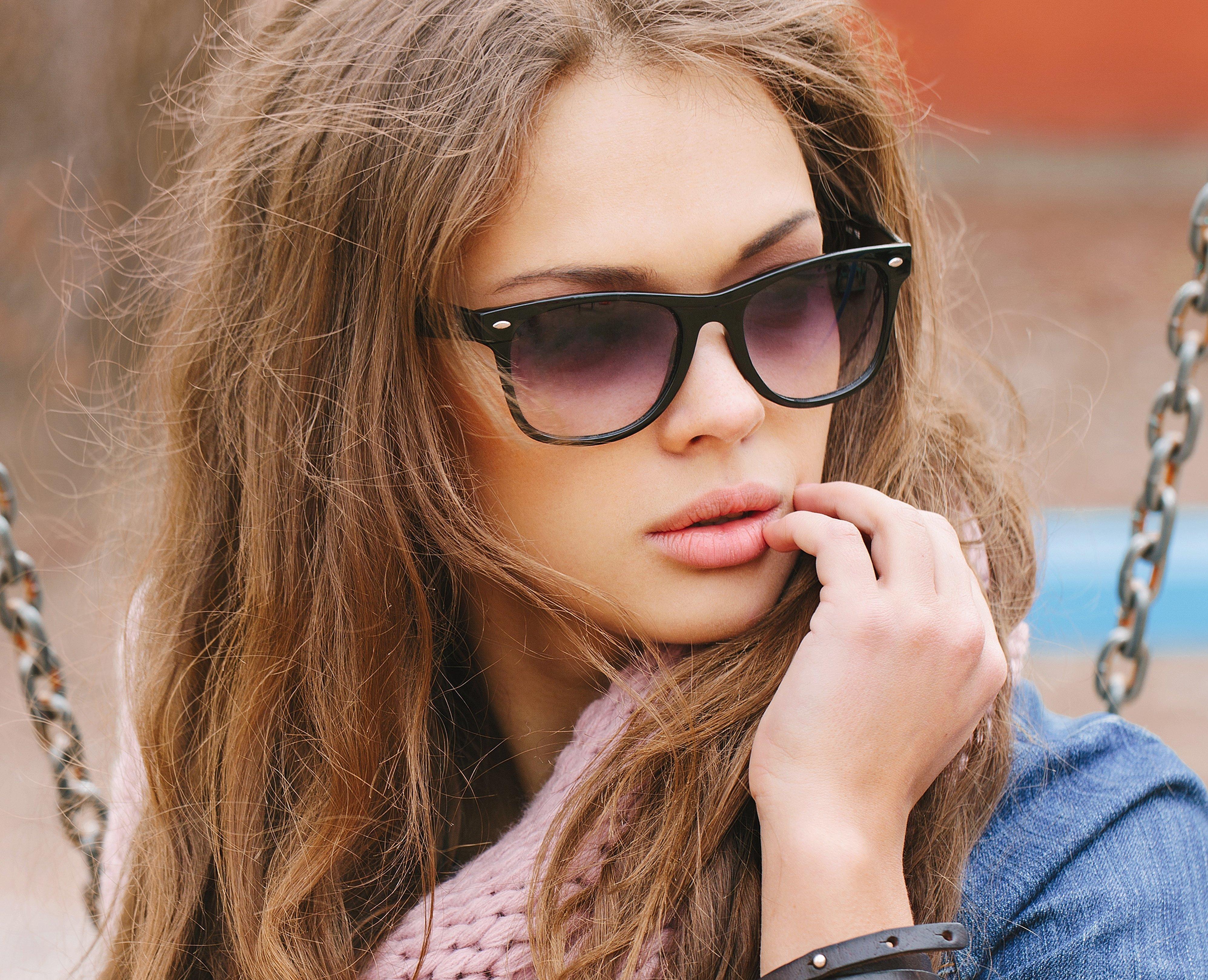 Картинки модная девушка, надписью