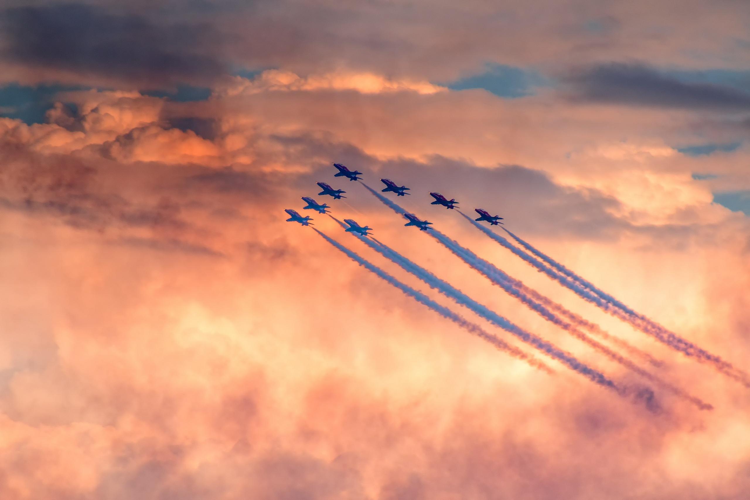 военное небо фото противном случае