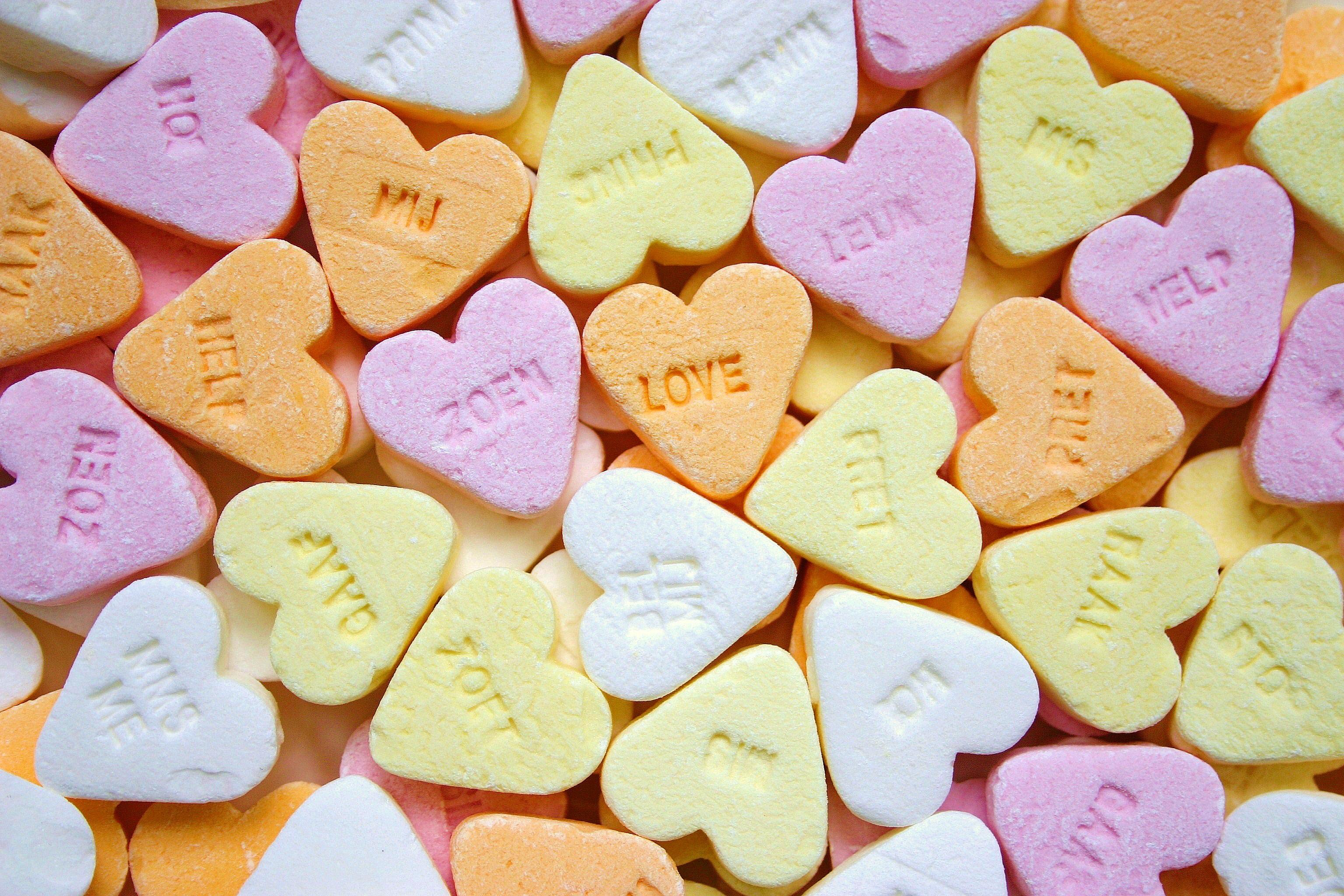 конфеты сердечком картинки каждой