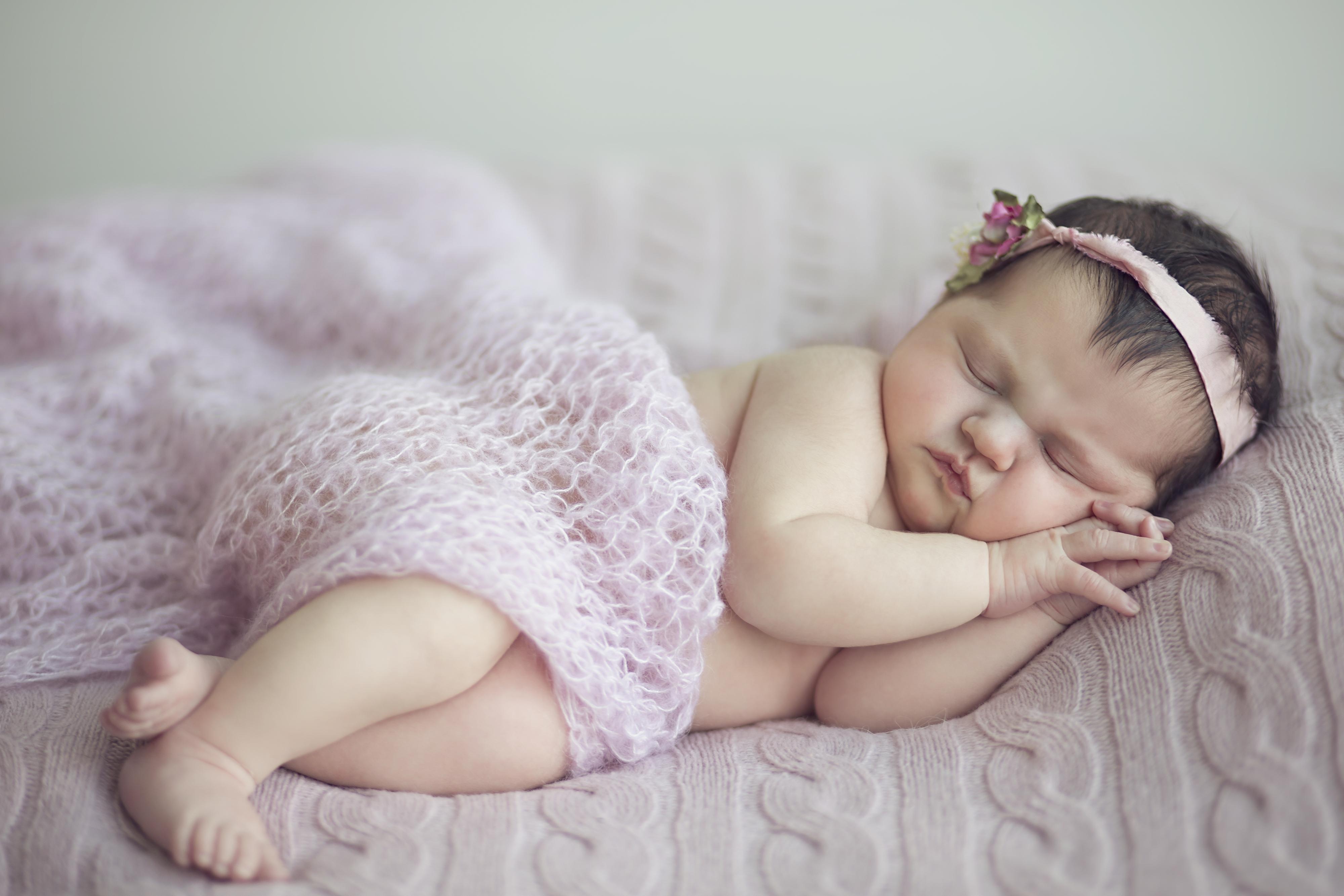 Картинки спящих малышей, надписями