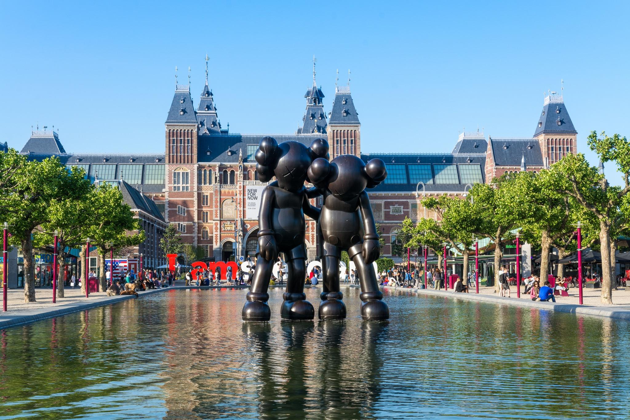 достопримечательности нидерландов фото и описание вязаная курица