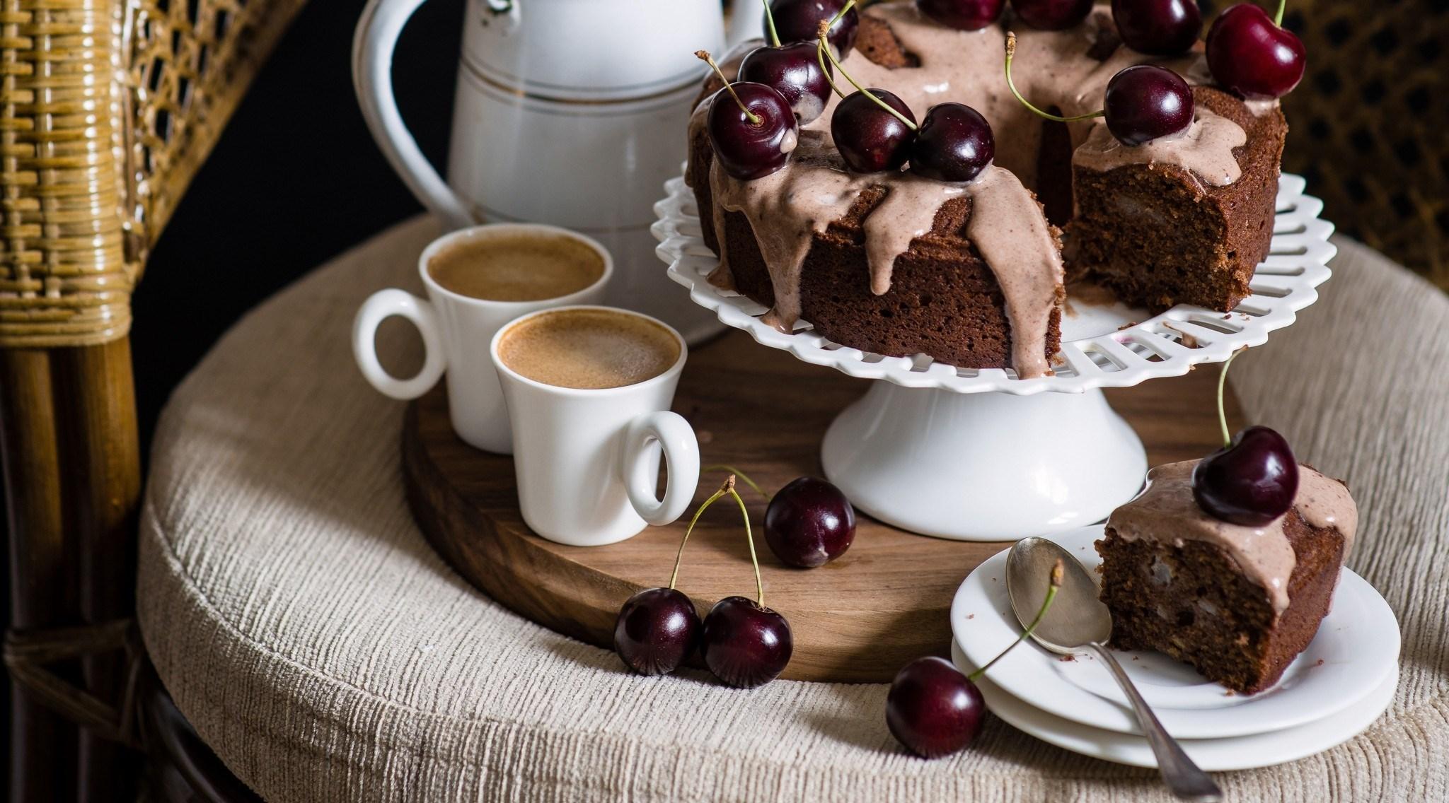 Днем, кофе со сладостями картинки