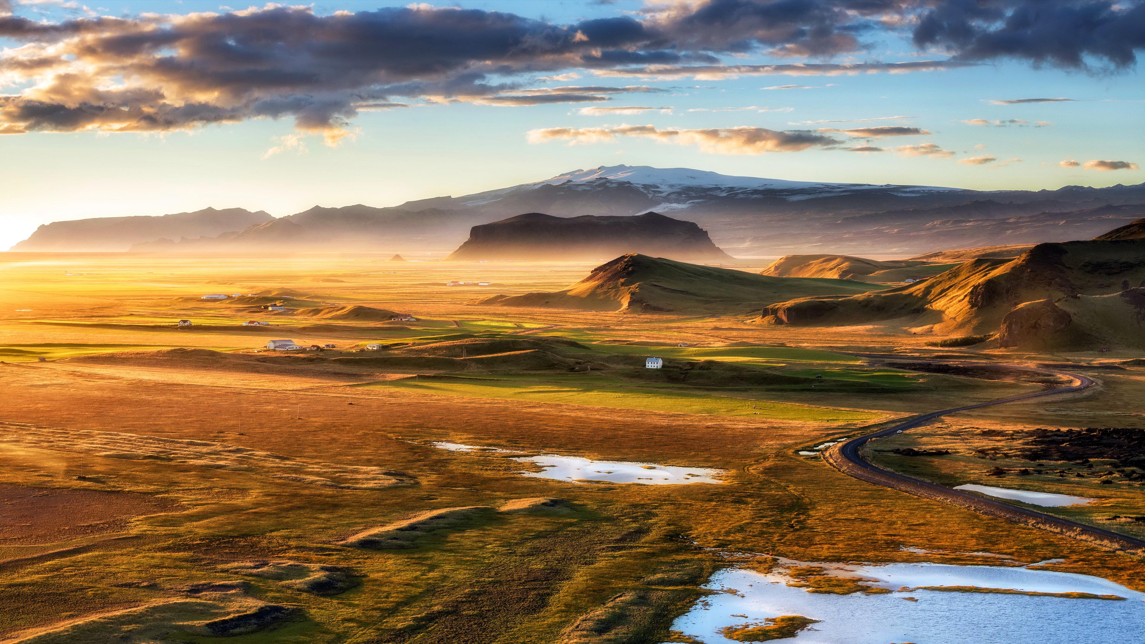 обои на рабочий исландия каждым великим