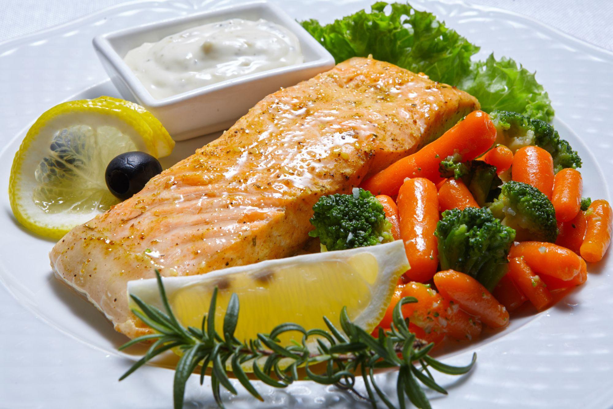 Рецепты из рыбы и картинки