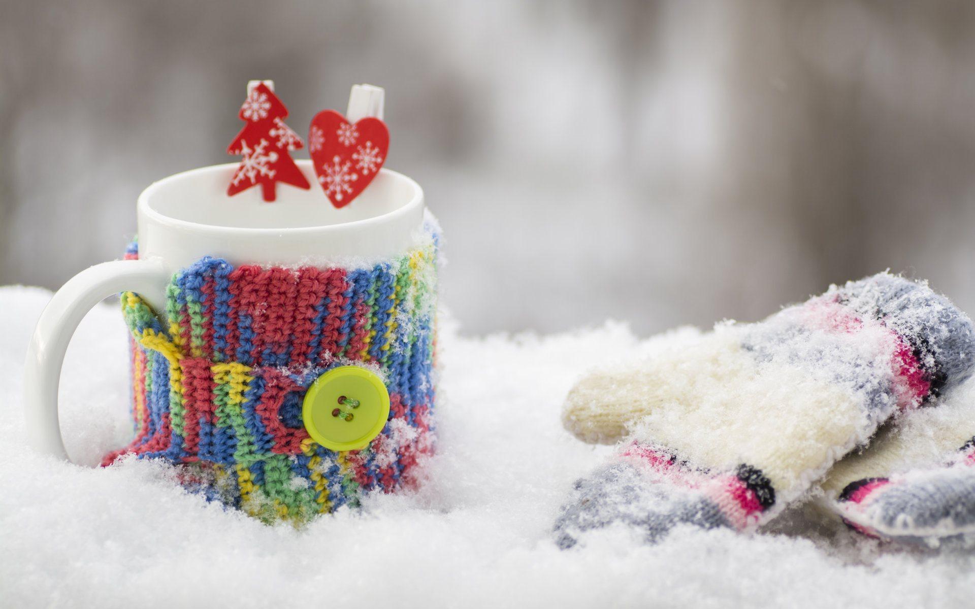 машине картинки чашек зимой сразу хочу