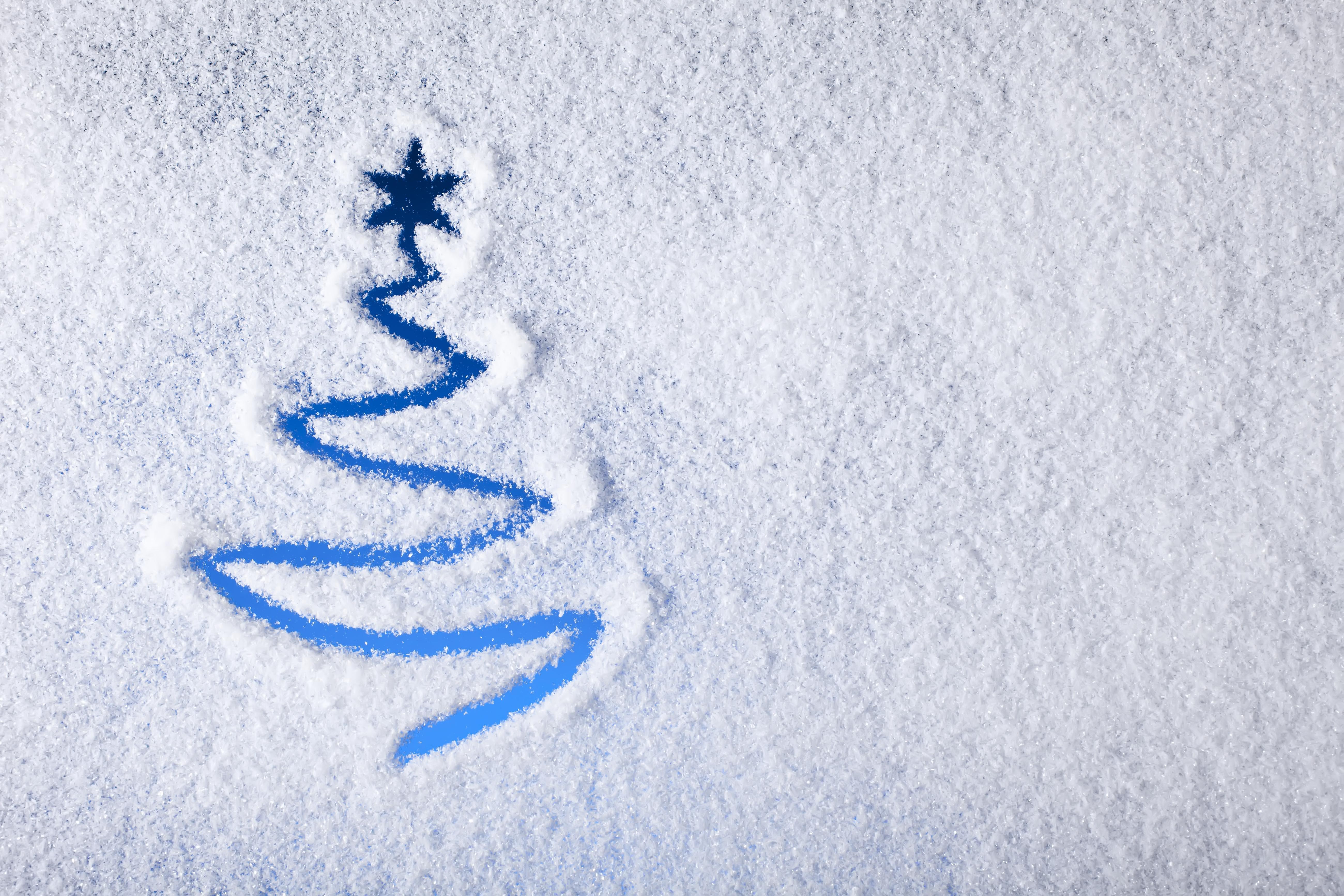 Символ января картинки