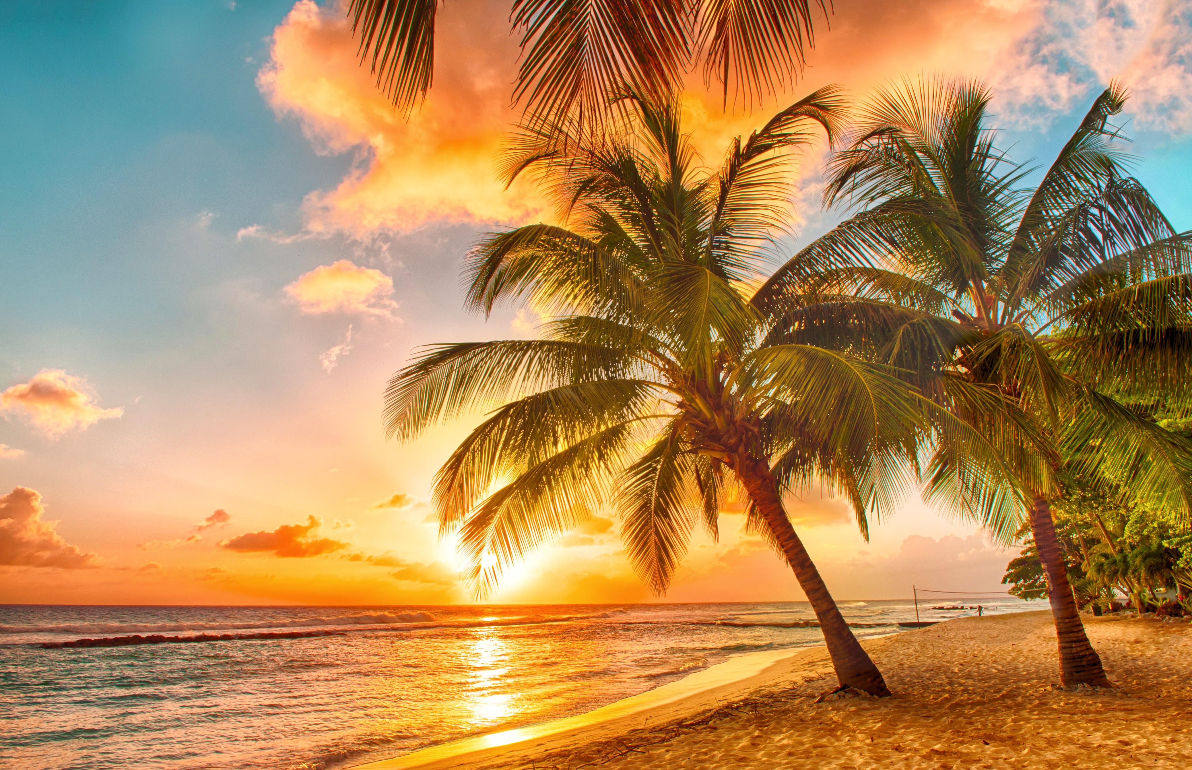 Картинки высокого разрешения море пляж