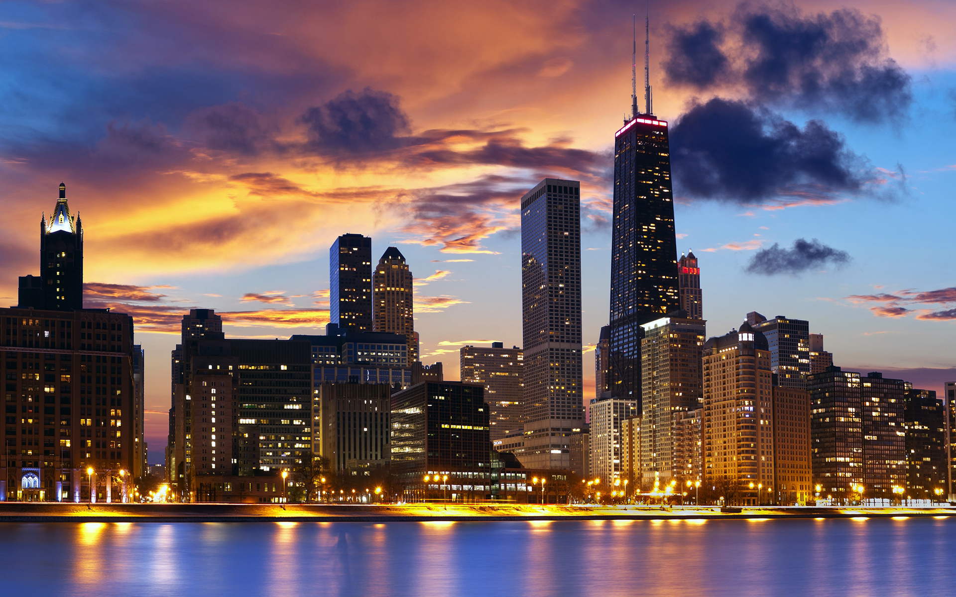 продажа картинки ночного города высокого разрешения подходит для