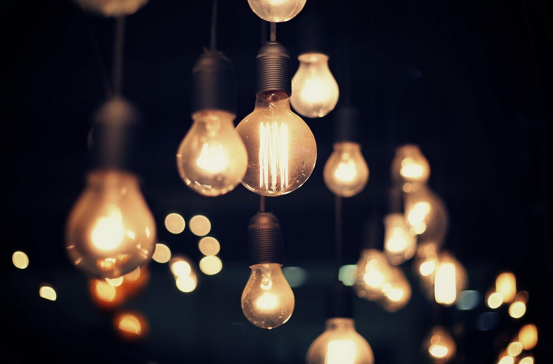 картинки с лампочками работу