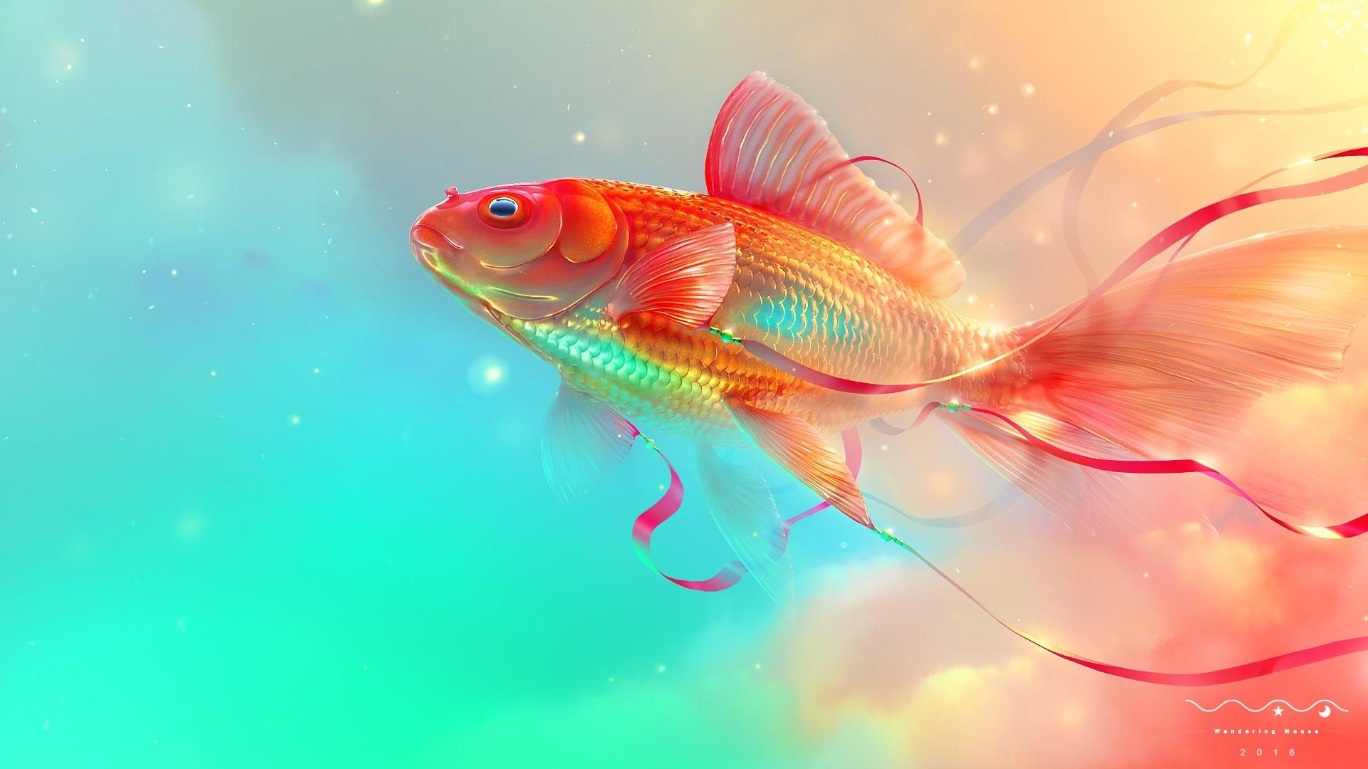 Скачать Обои На Рабочий Стол Рыбы
