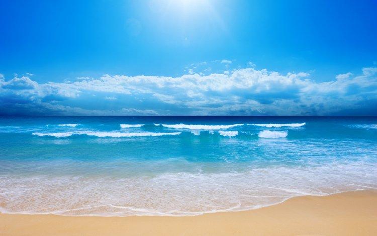 Beautiful tropical beaches5 - солнечный морской пейзаж - природа photoshareru