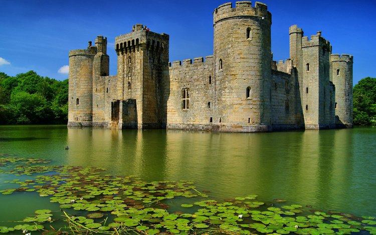 Замок англия обои раздела города и