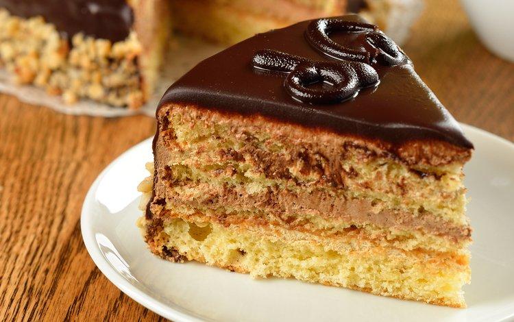 Рецепт со сметаной торт с фото