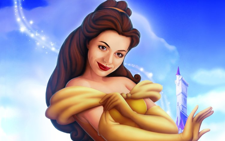 Belle  Disney Wiki  FANDOM powered by Wikia