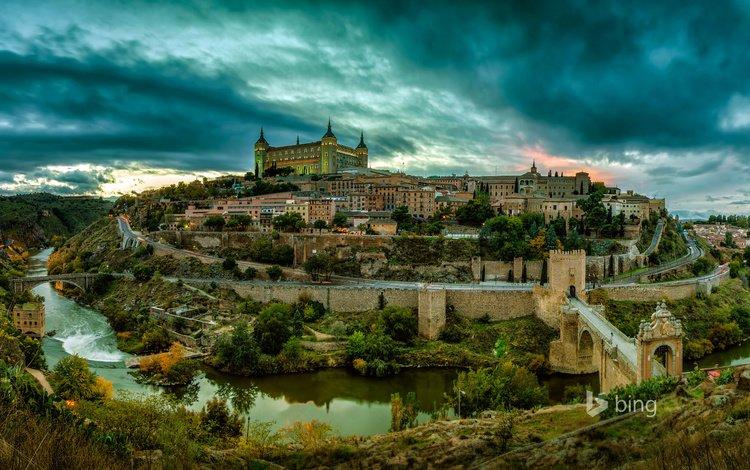 Небо испании